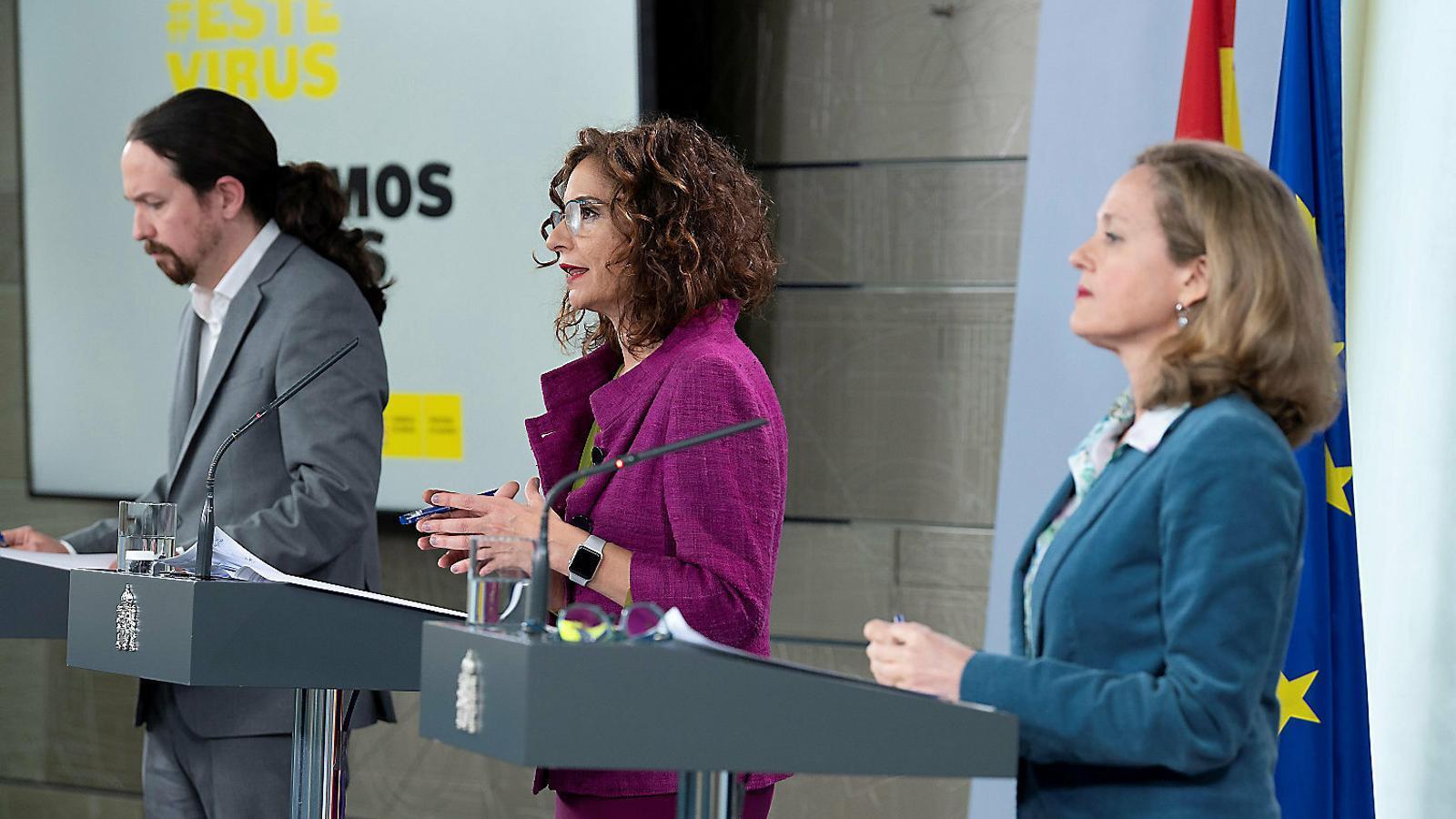Sánchez rectifica amb noves mesures per a autònoms i famílies