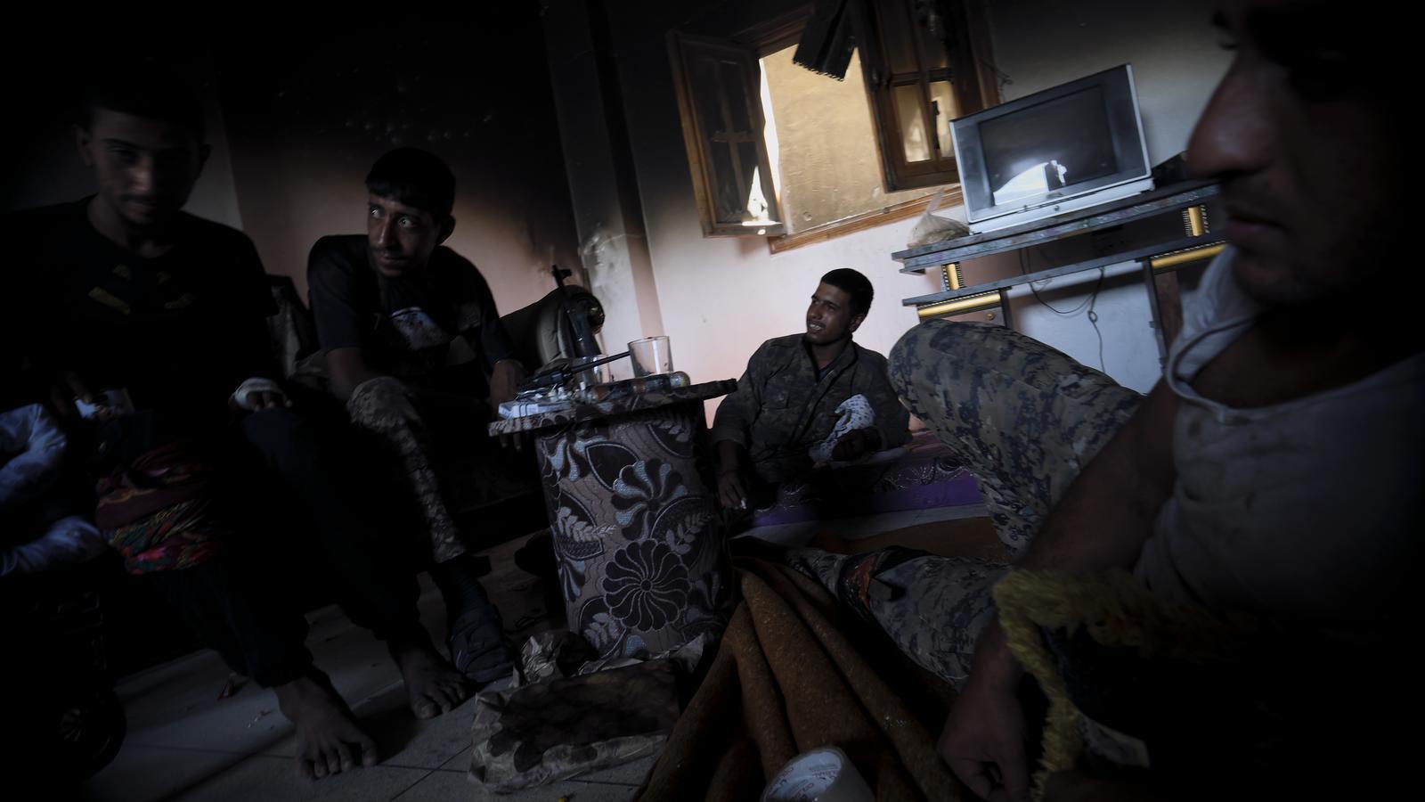 Les últimes hores de Raqqa
