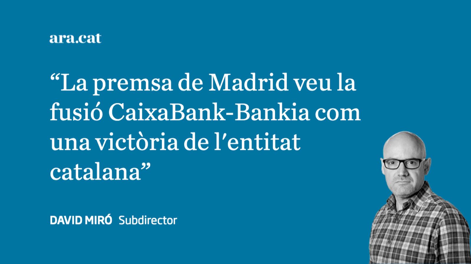 CaixaBank-Bankia: qui ha guanyat la batalla?