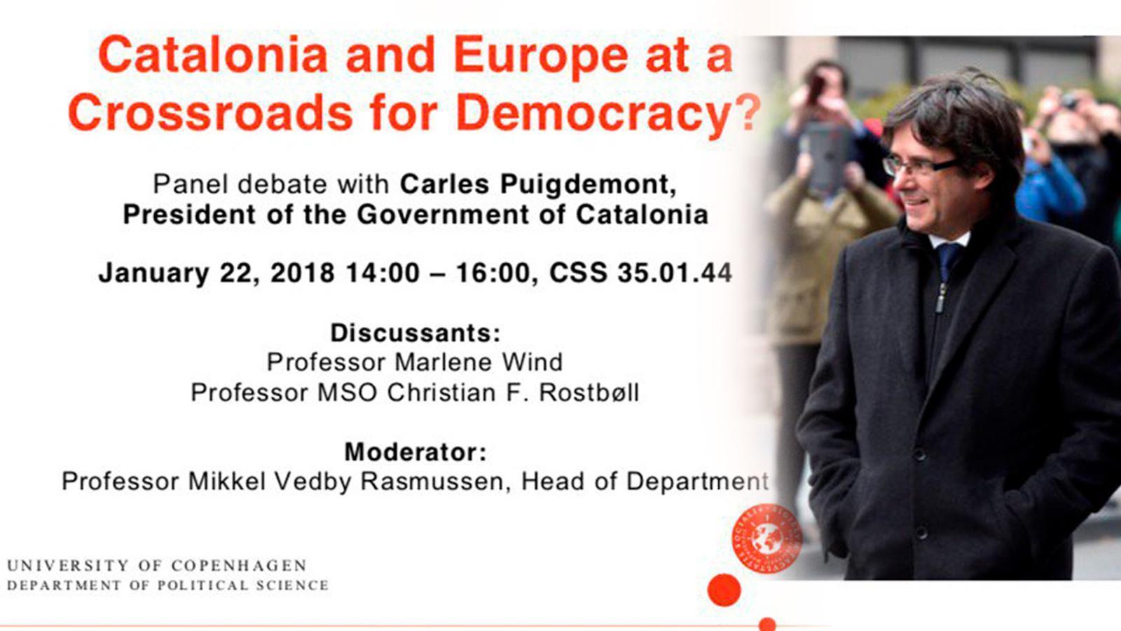 L'anàlisi d'Antoni Bassas: 'Puigdemont porta la iniciativa'