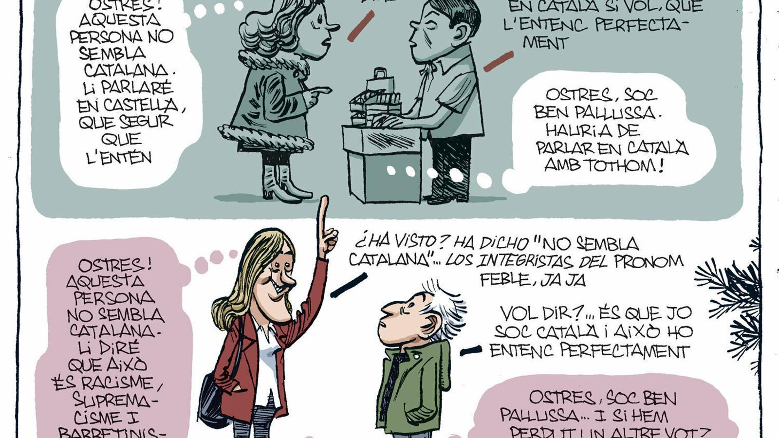 La vinyeta de Manel Fontdevila 16/02/2020