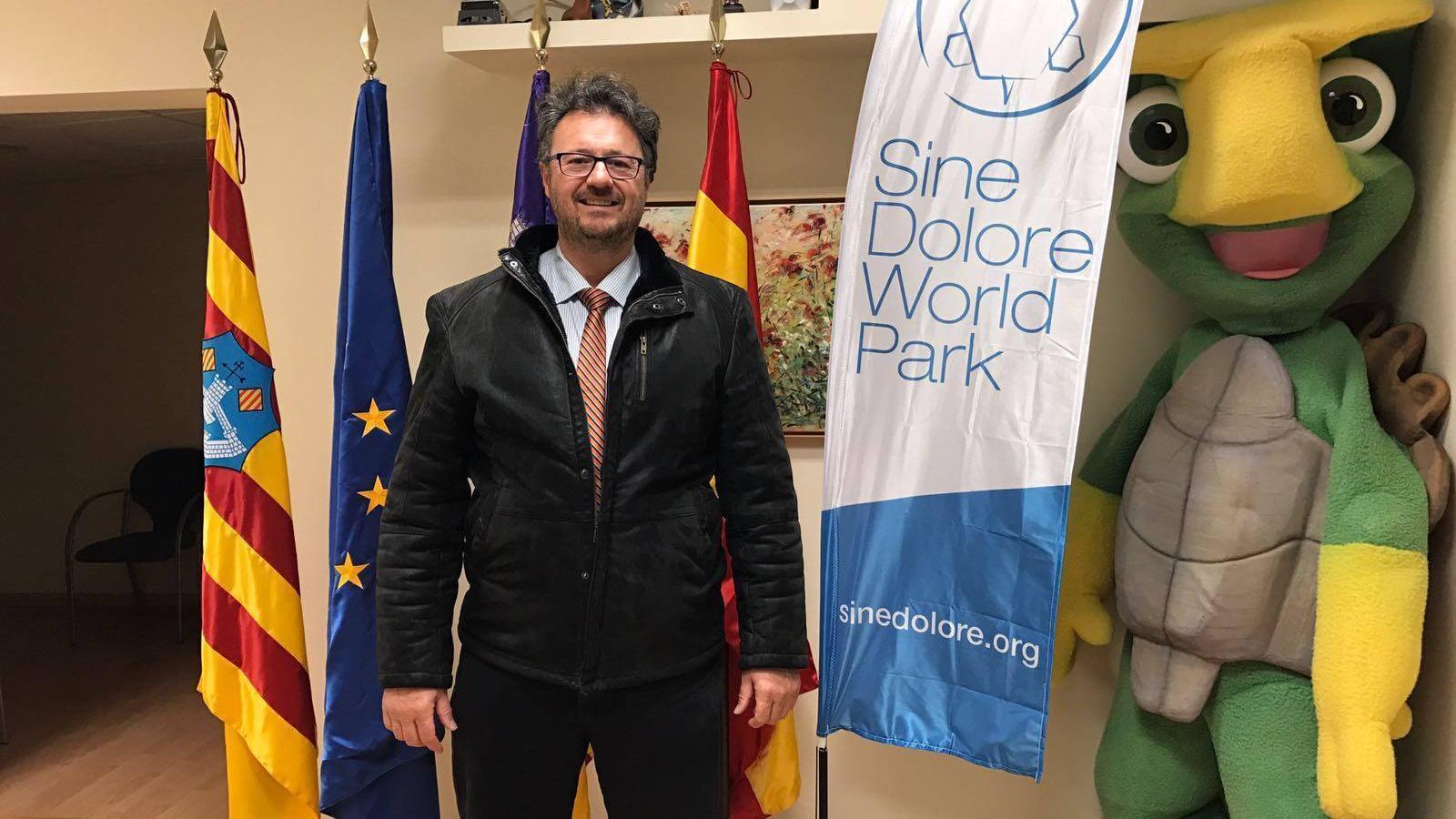 El doctor Jordi Moya és l'artífex d'aquesta iniciativa que ajuda a desestacionalitzar la temporada.