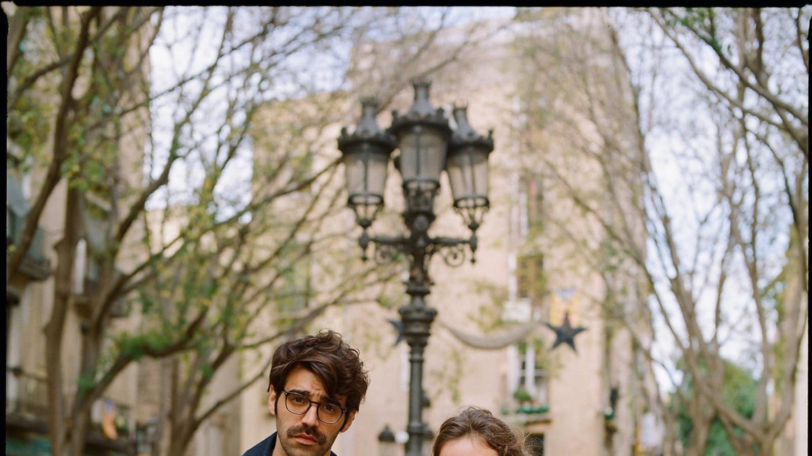 David Verdaguer i Maria Rodríguez són els protagonistes d'Els dies que vindran.
