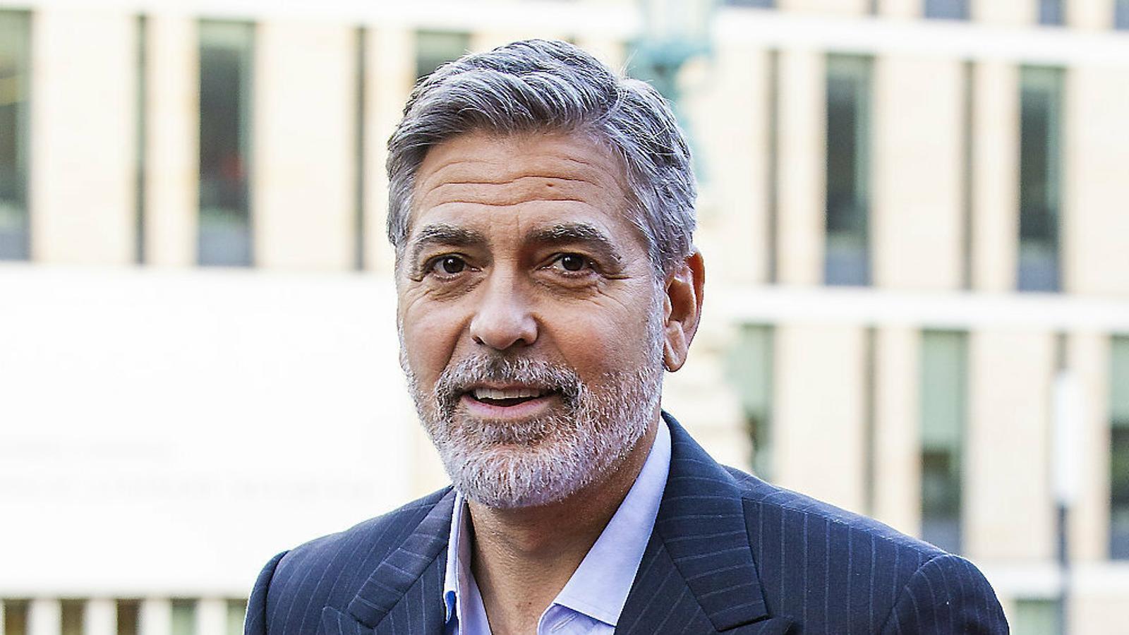 Clooney insta a boicotejar el sultà de Brunei