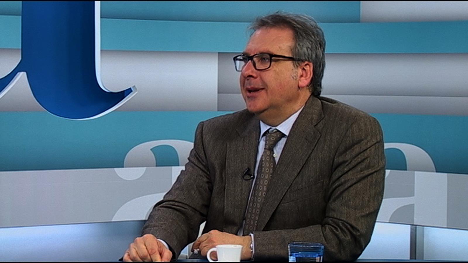 Josep Cuní: Jo crec que Catalunya podria ser independent però no crec que ho vegi