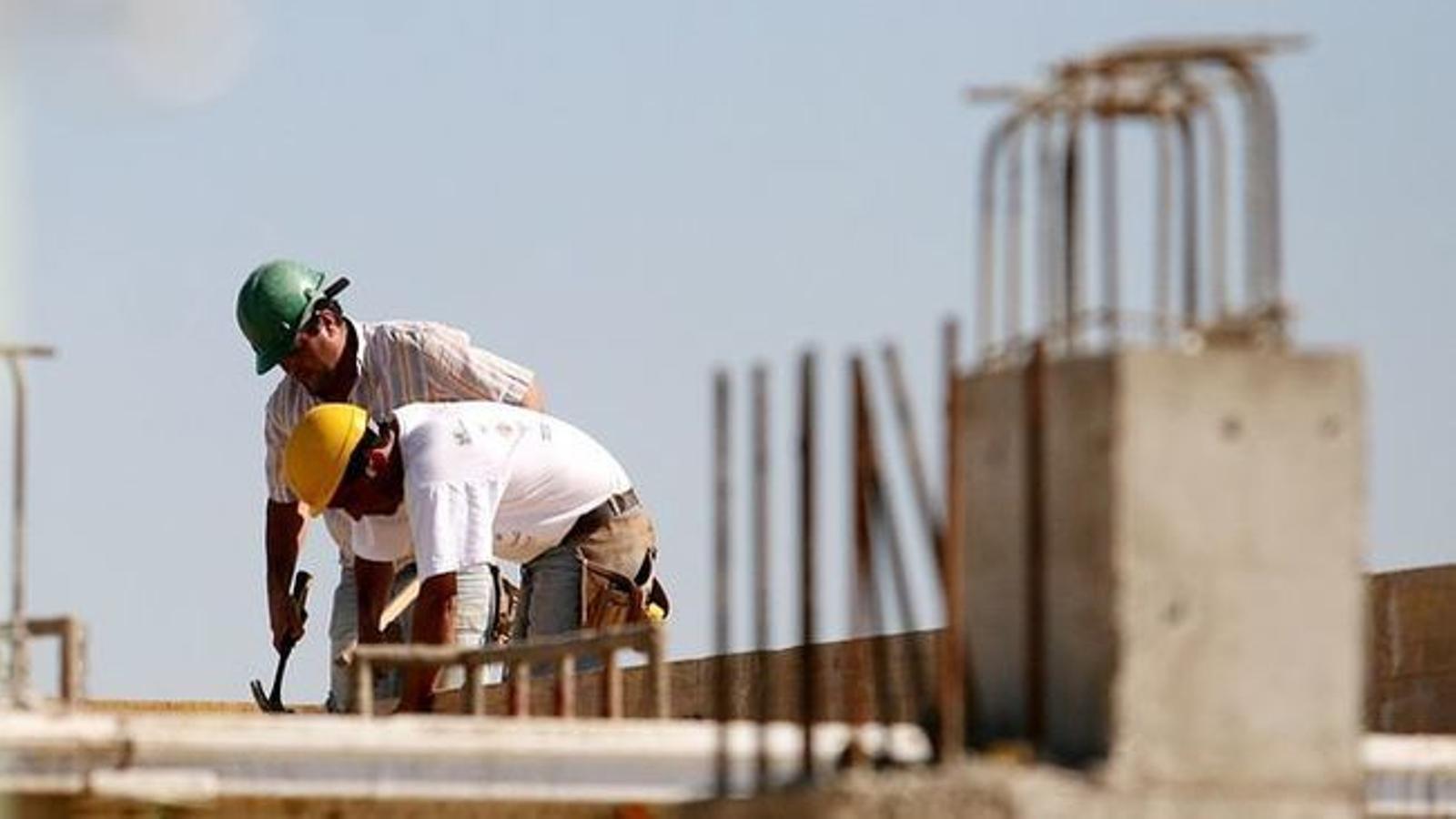 La construcció és el sector amb més sinistralitat laboral a Balears.