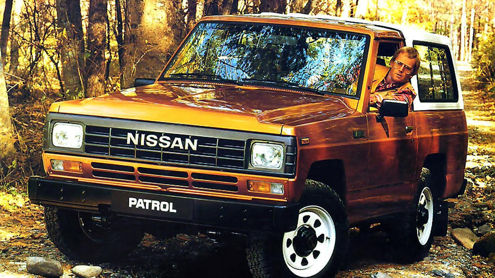 Nissan Patrol: la invasió subtil