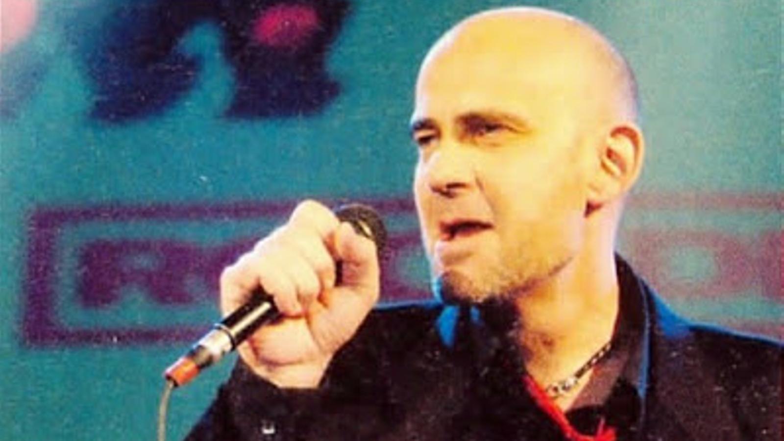 Mor als 52 anys Germán Coppini, vocalista de Golpes Bajos