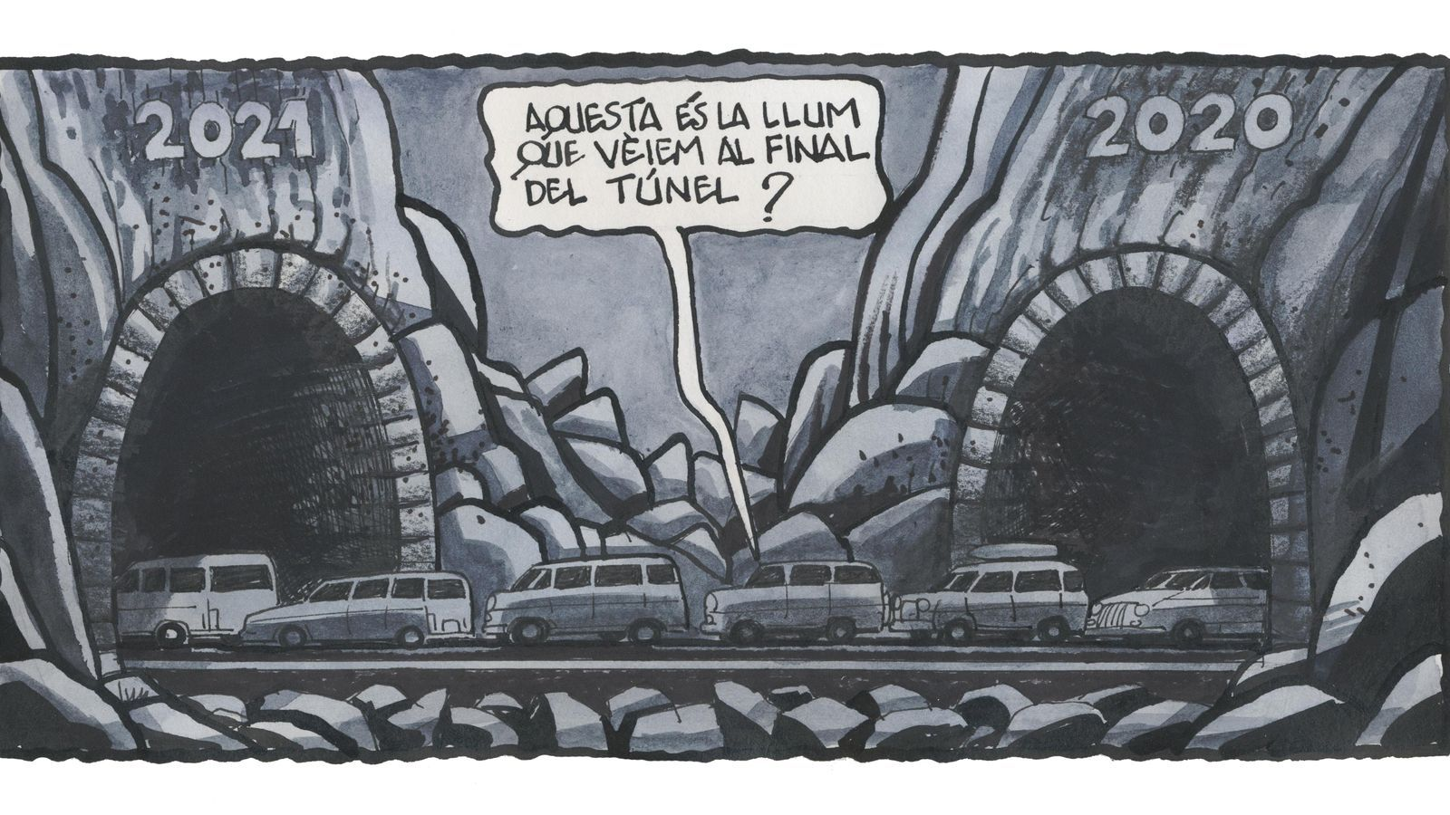 'A la contra', per Ferreres 05/01/2021