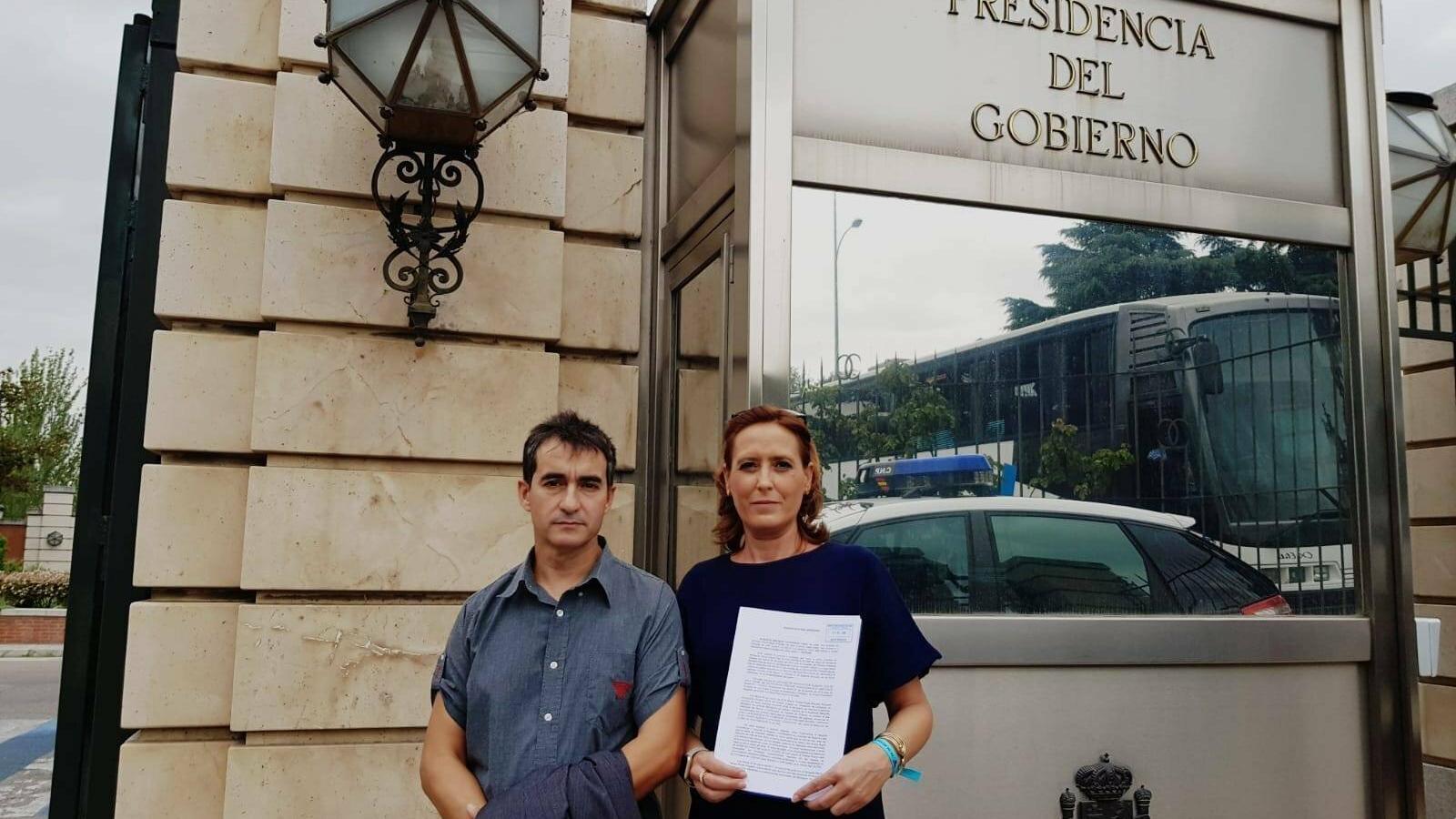 El mallorquí Alberto Encinas recupera la seva filla, segrestada per la seva mare