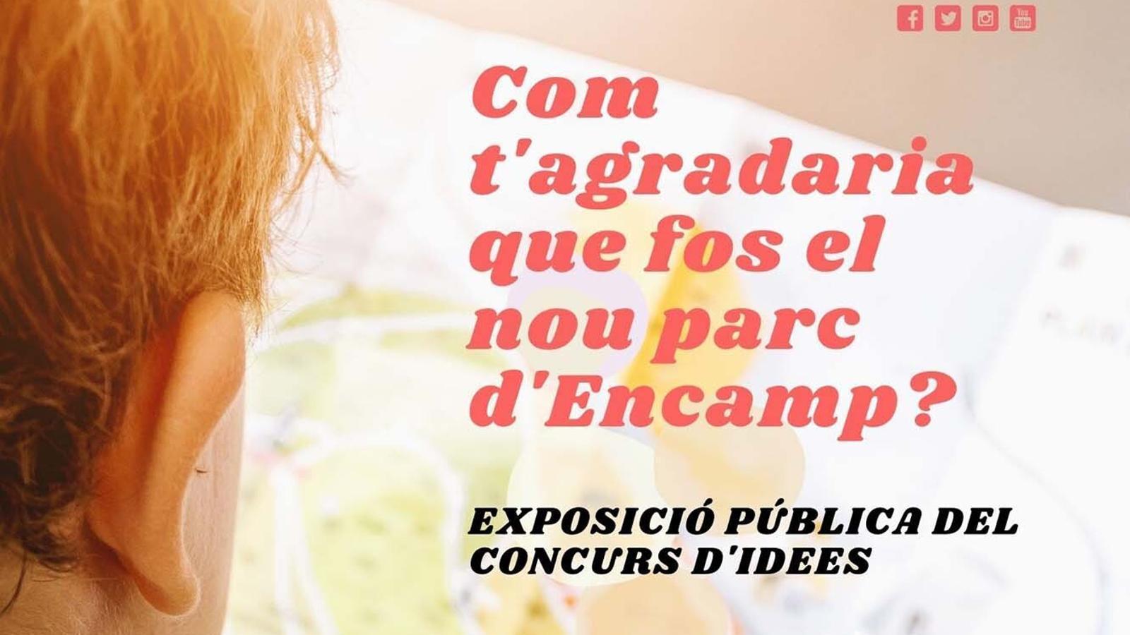 Un detall del cartell que el comú ha editat. / COMÚ D'ENCAMP