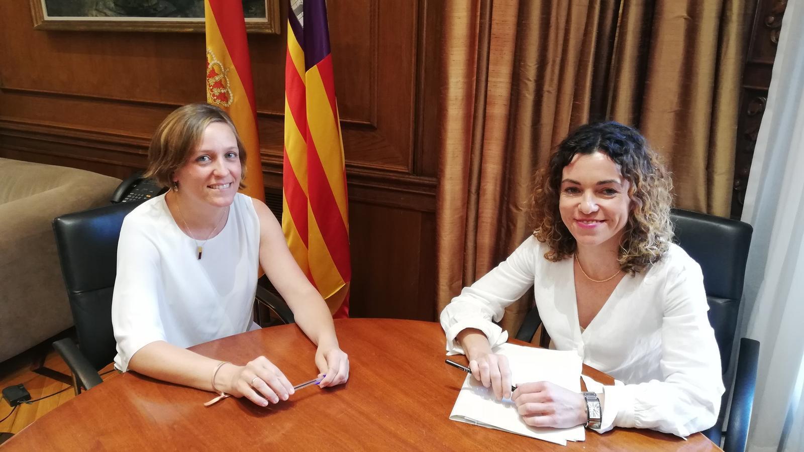 L'economista i periodista Almudena Domínguez, nova cap de Demarcació de Costes a les Balears