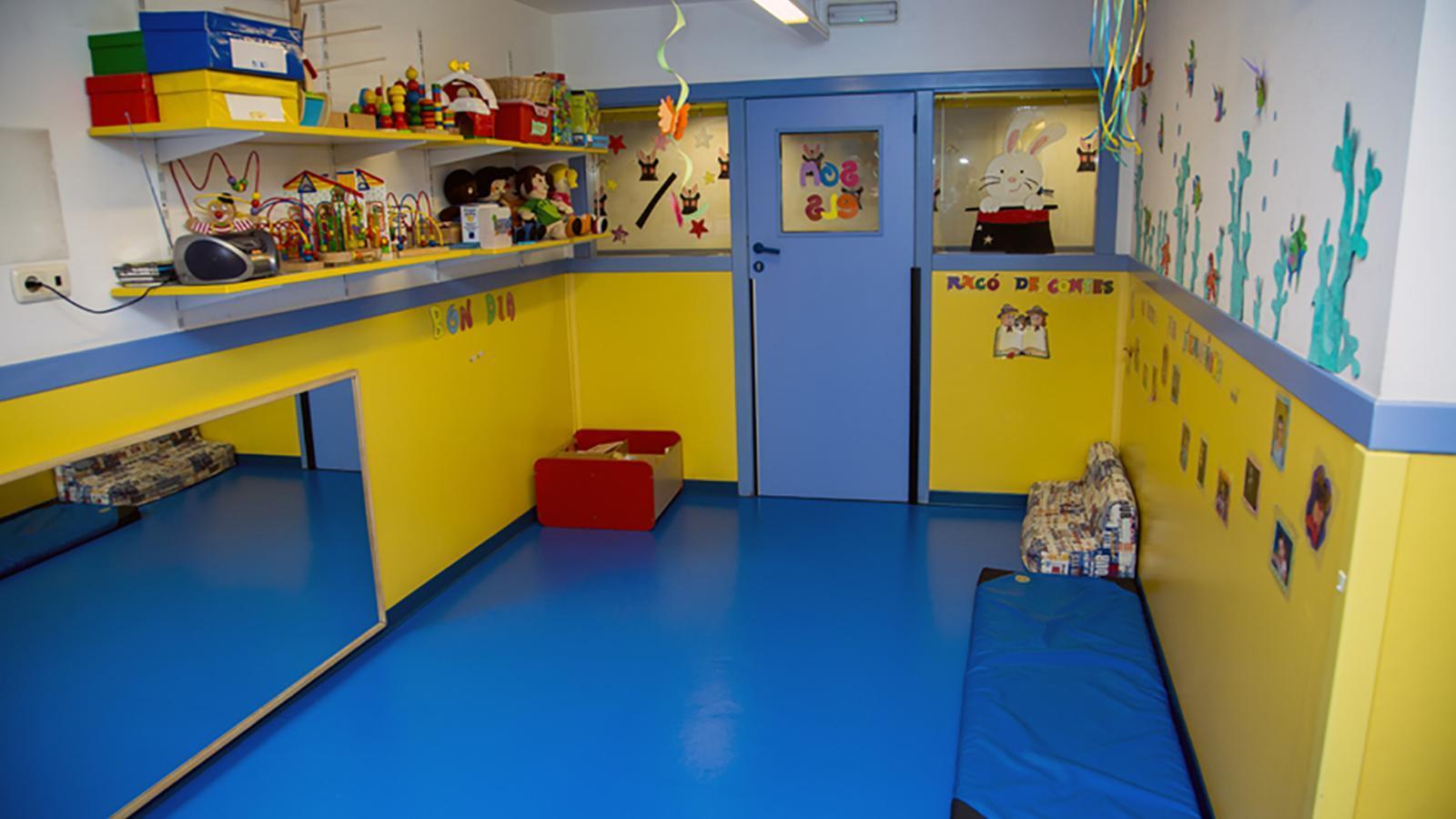 Una imatge d'una escola bressol. / ARXIU ANA