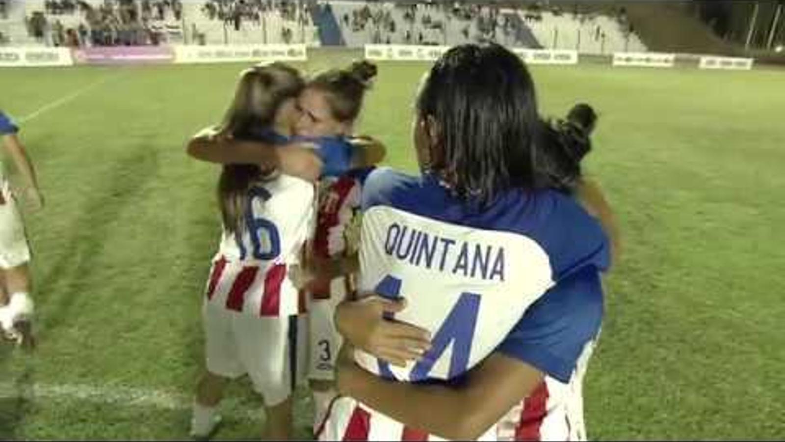 Final de la Copa Libertadores femenina 2016