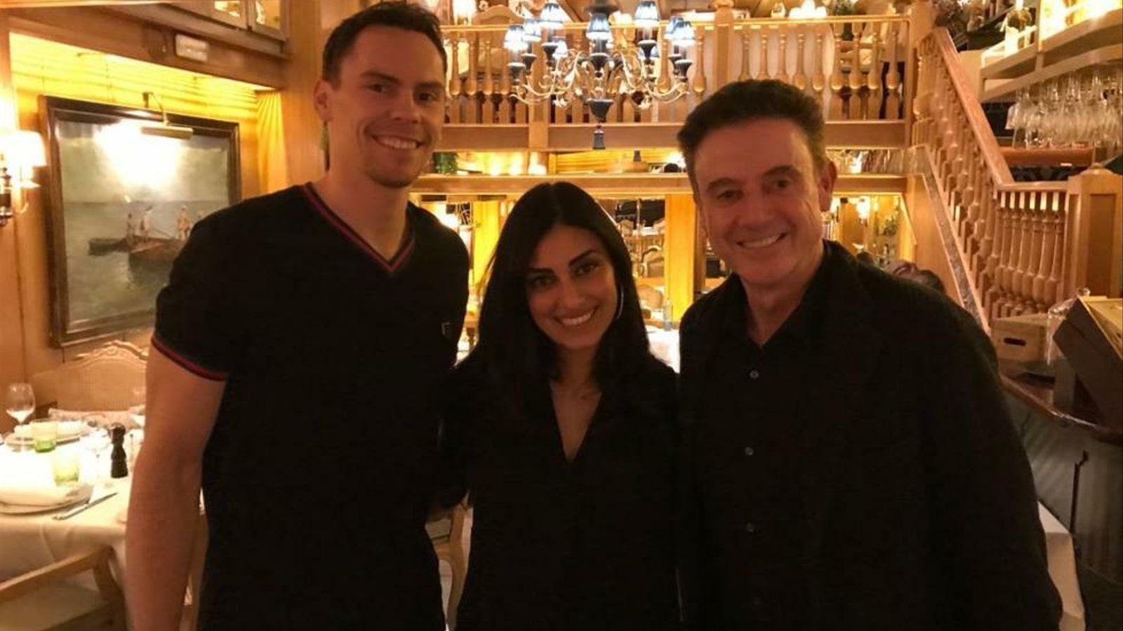 Kyle Kuric, Taraneh i Rick Pitino, a Barcelona
