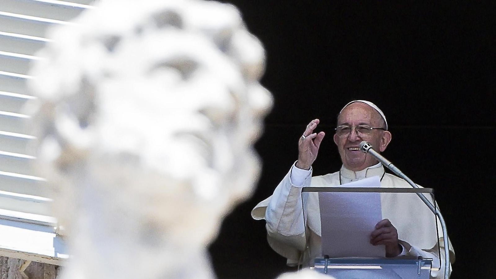 """El Papa diu que l'avortament és un nazisme de """"guant blanc"""""""