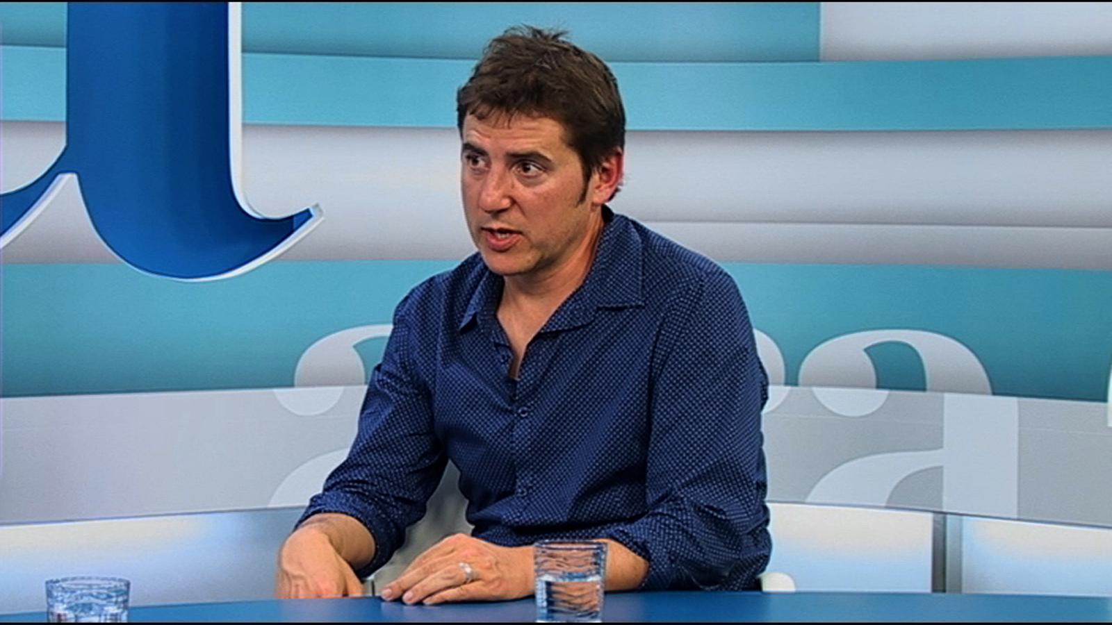 Manel Fuentes: No m'agrada que m'entrevistin
