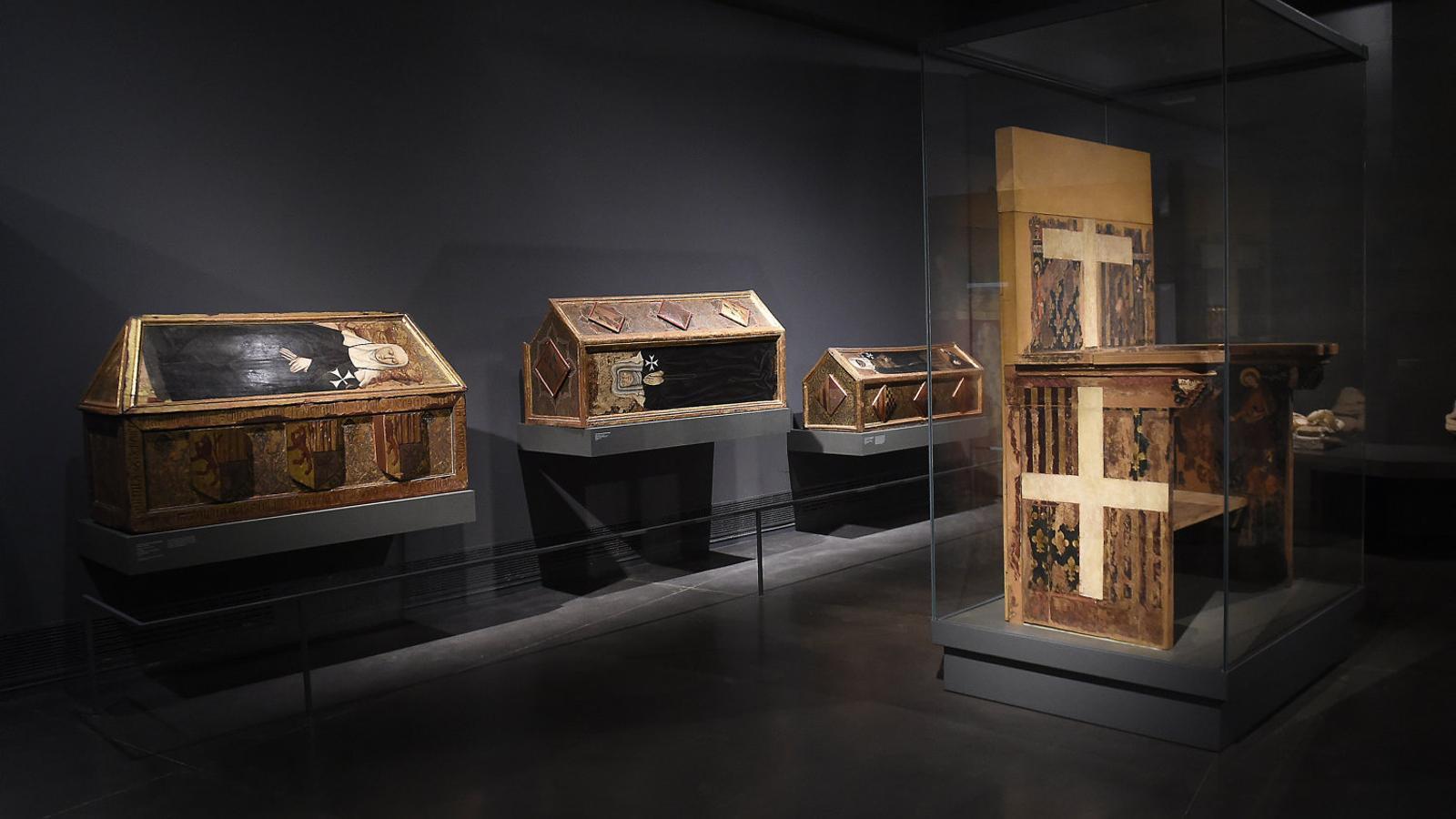 L'Aragó vol recollir els béns de Sixena l'11 de desembre