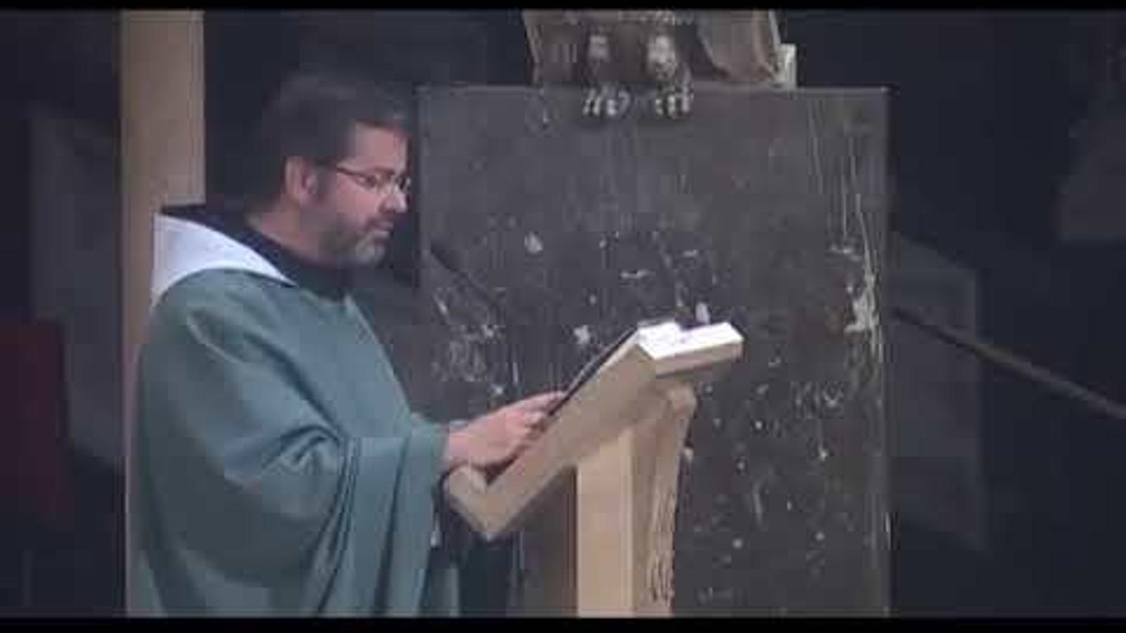 L'homilia de Sergi d'Assís del 24 de setembre del 2017