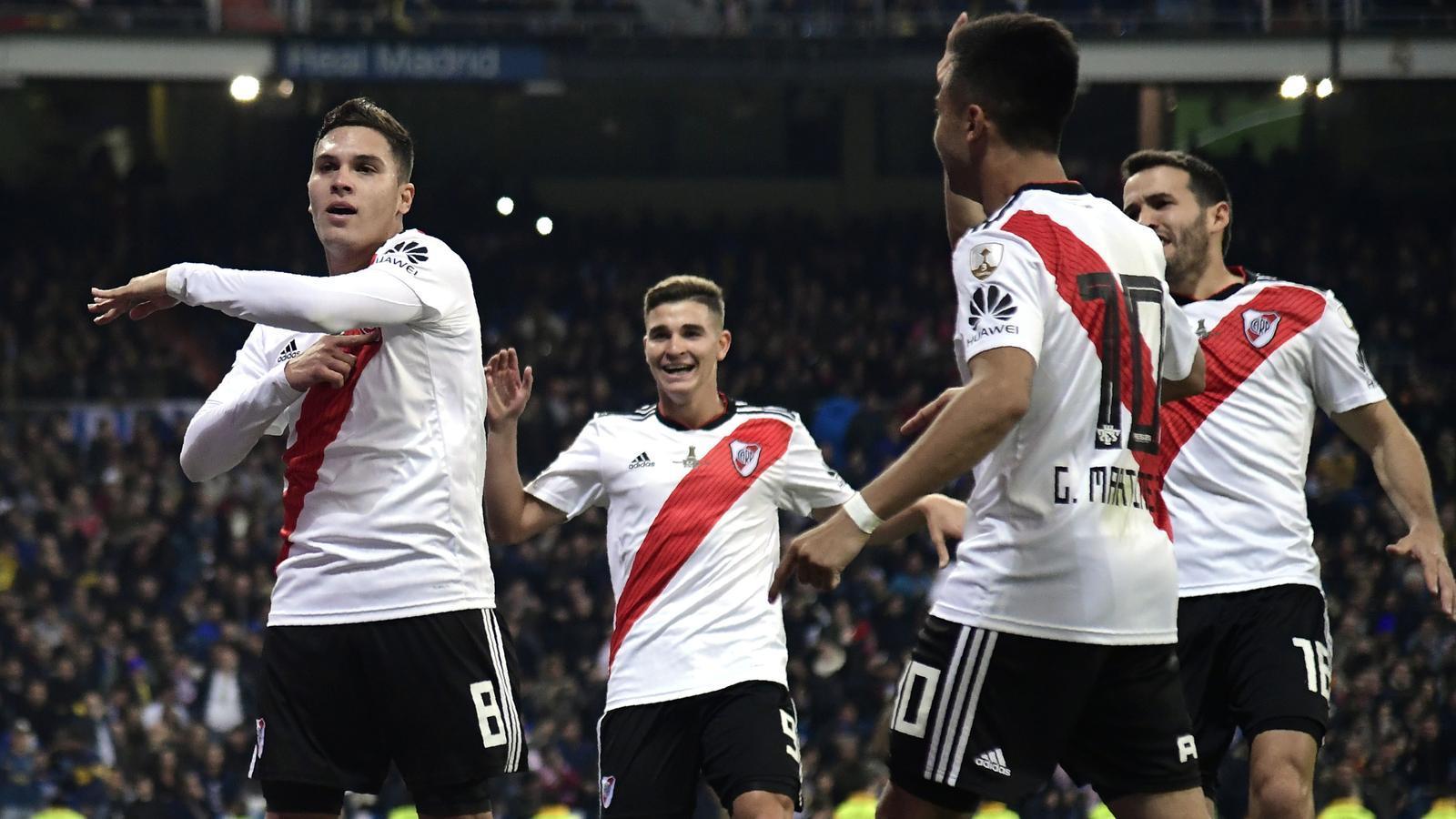 River Plate guanya a la pròrroga la final de la il·lusió i la vergonya (3-1)