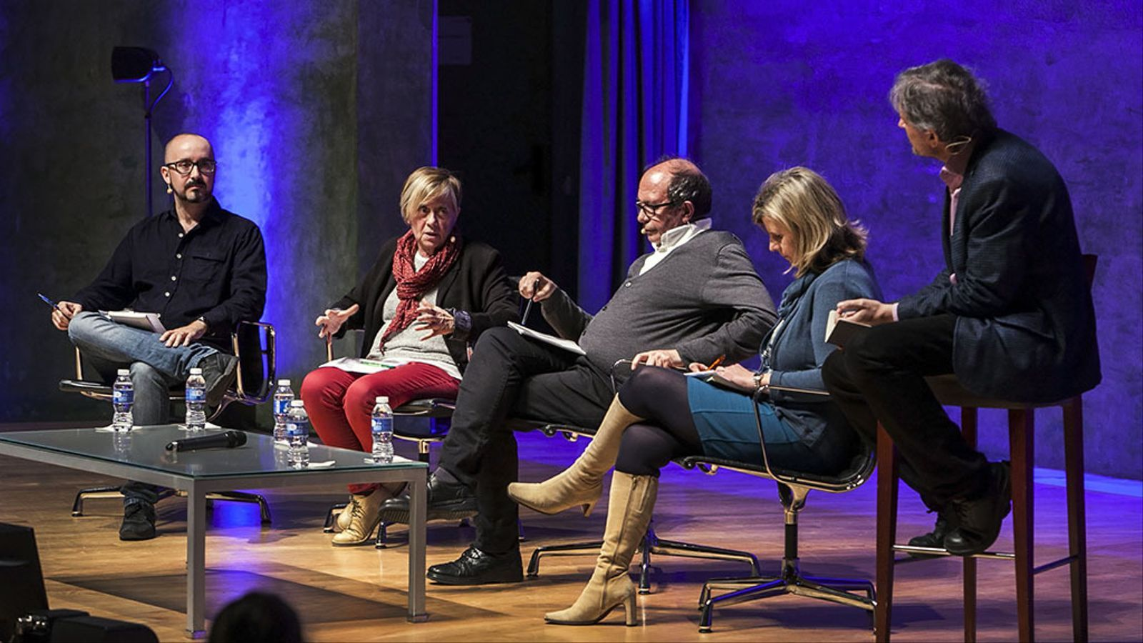 'Educar millor en un món connectat', el debat moderat per Carles Capevila