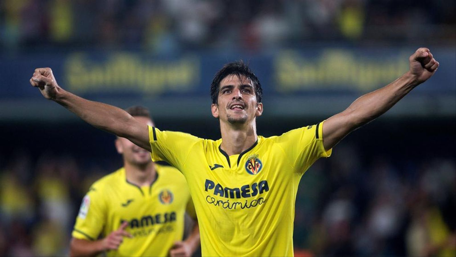 Gerard Moreno will reach his 200th match in the League against Barça