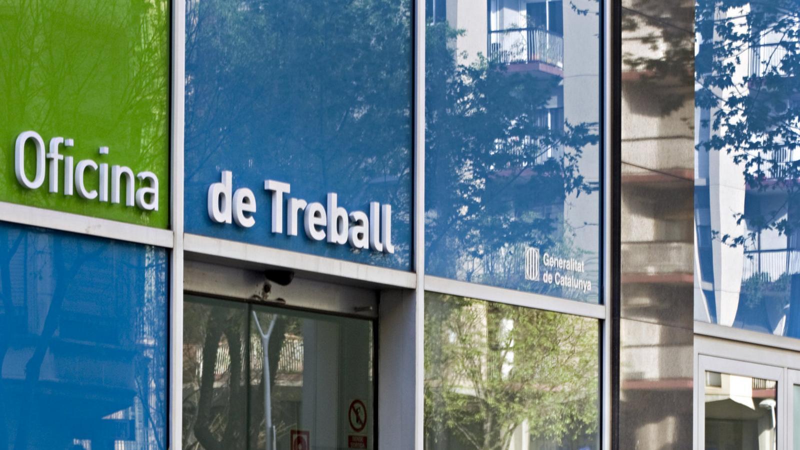 Per qu en deu dies hi ha aturats menys for Oficina de treball barcelona