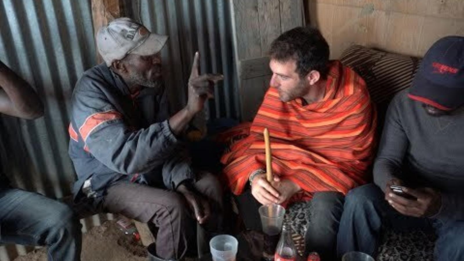 """Miquel Sorell: """"Àfrica m'ha tret la por a confiar amb la gent"""""""