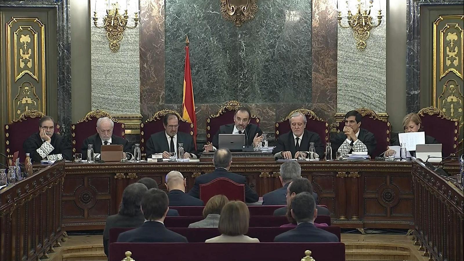 De Cadena a Moreno: el canvi d'estratègia de la Fiscalia al Suprem