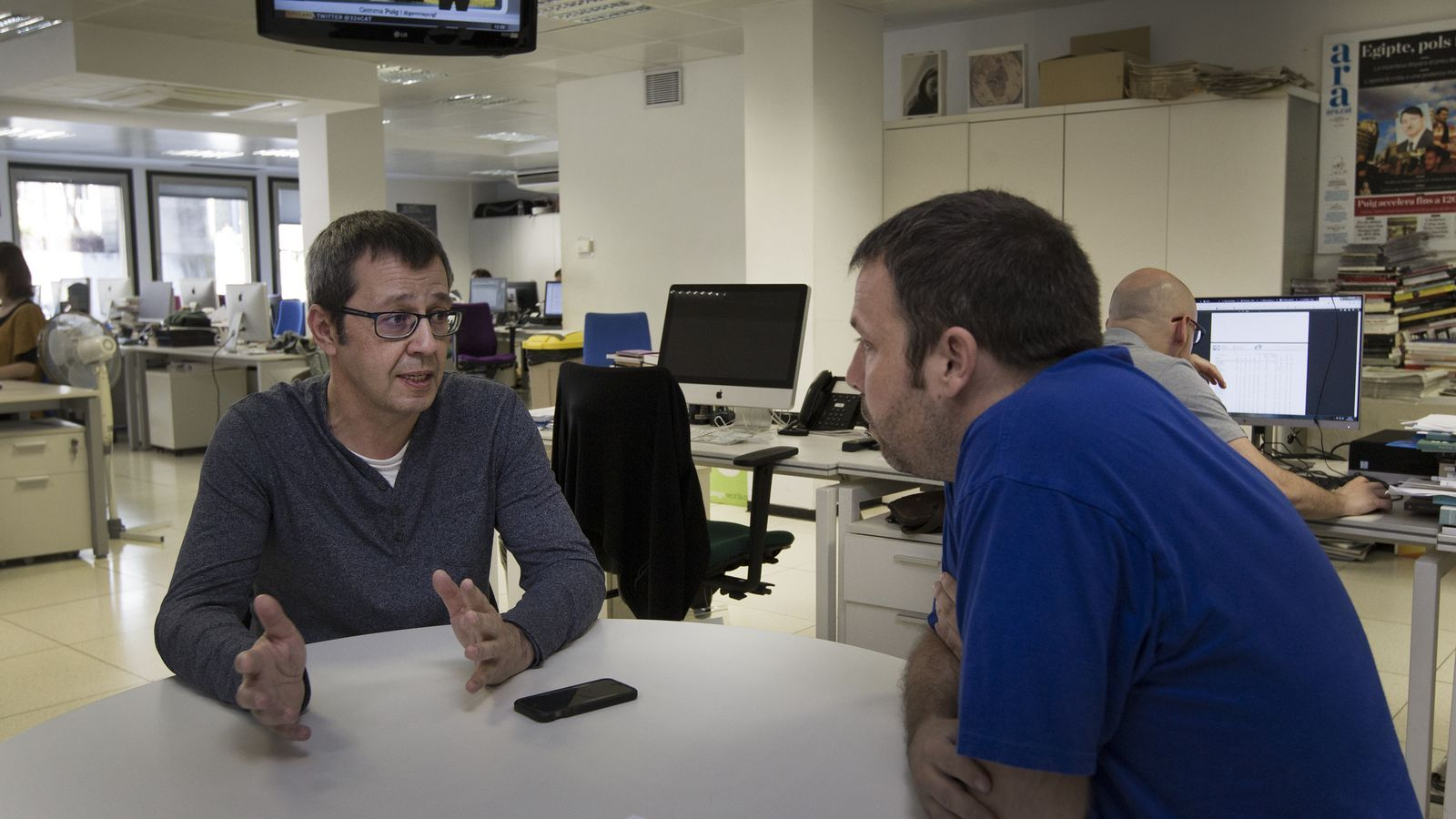 Edu Castro i Àlex Gozalbo