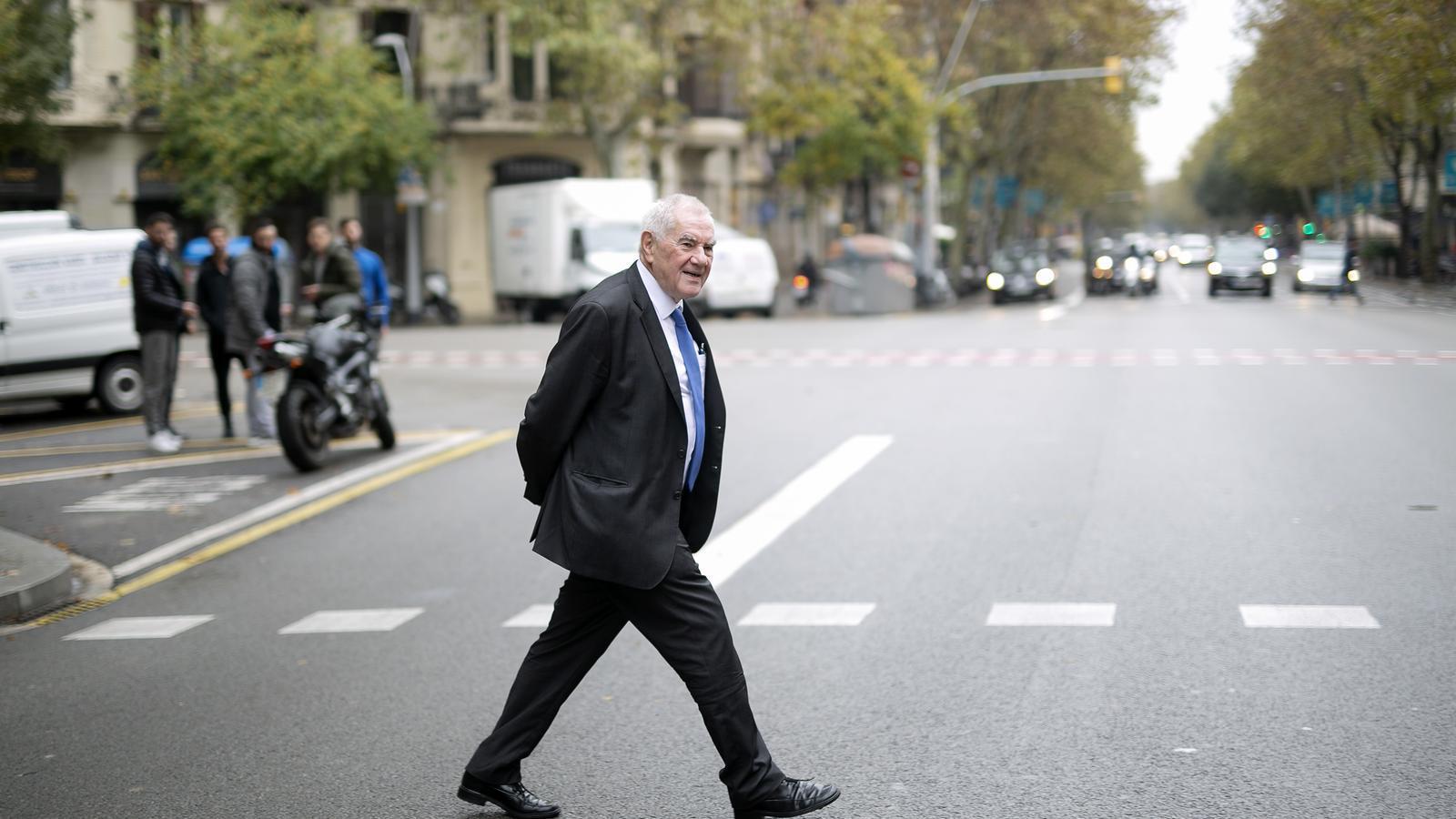 Maragall planteja un pacte amb Colau i Forn per governar Barcelona