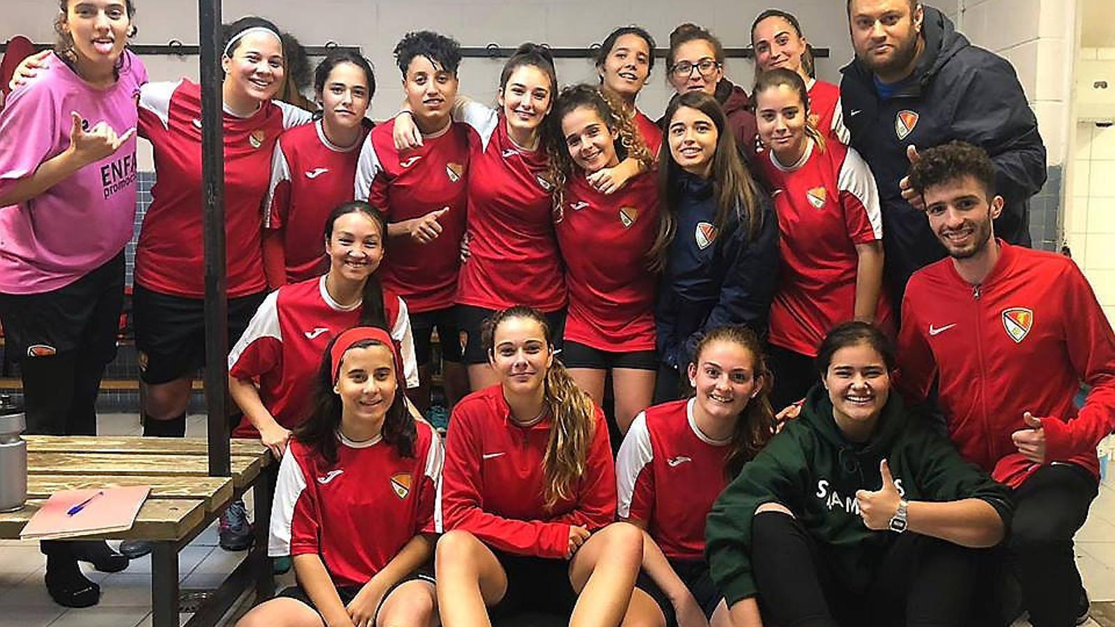 El sexisme no té lloc al Terrassa FC