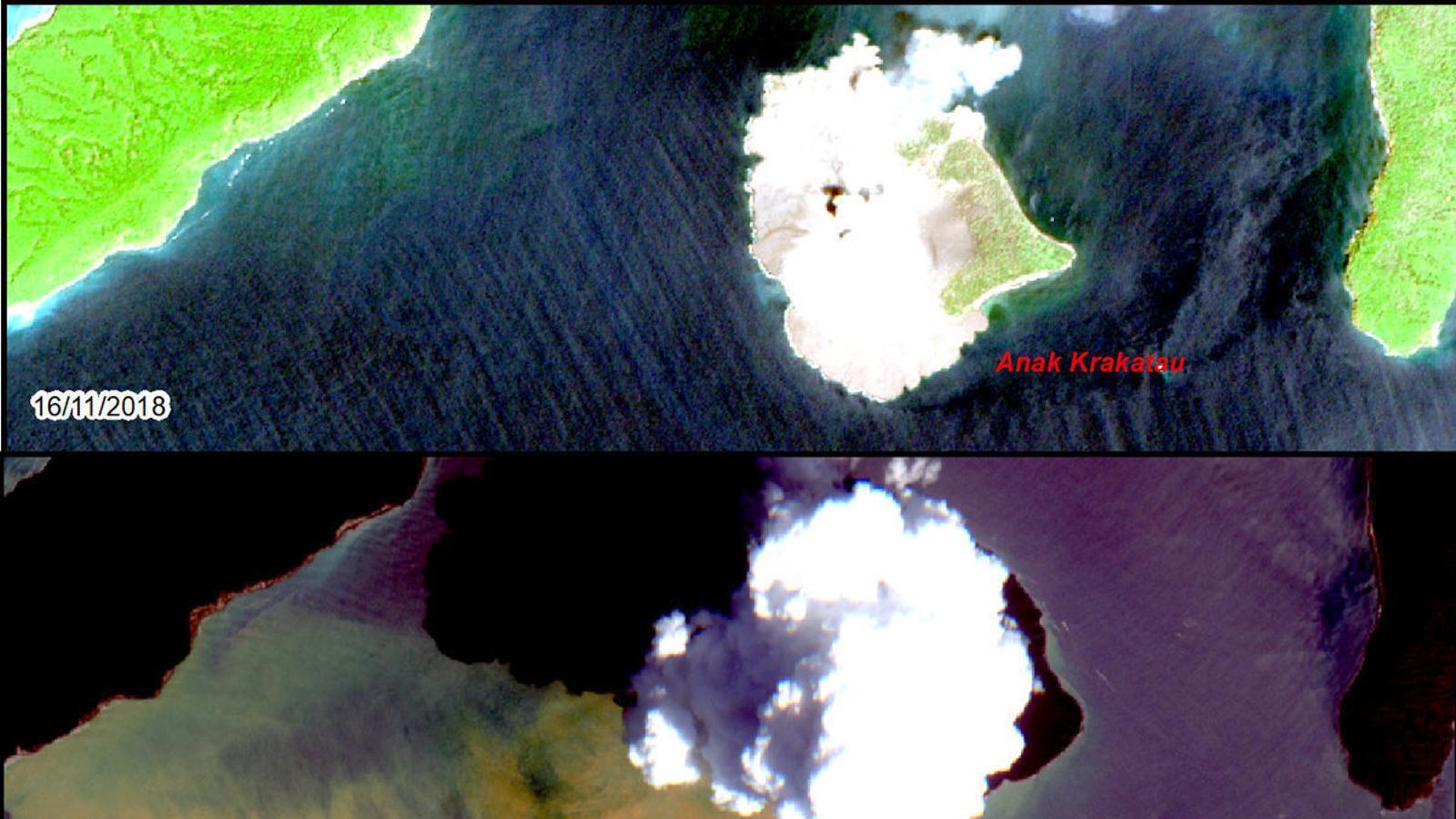 Imatges enregistrades pel Satèl·lit Sentinel-2 i MDE SRTM.