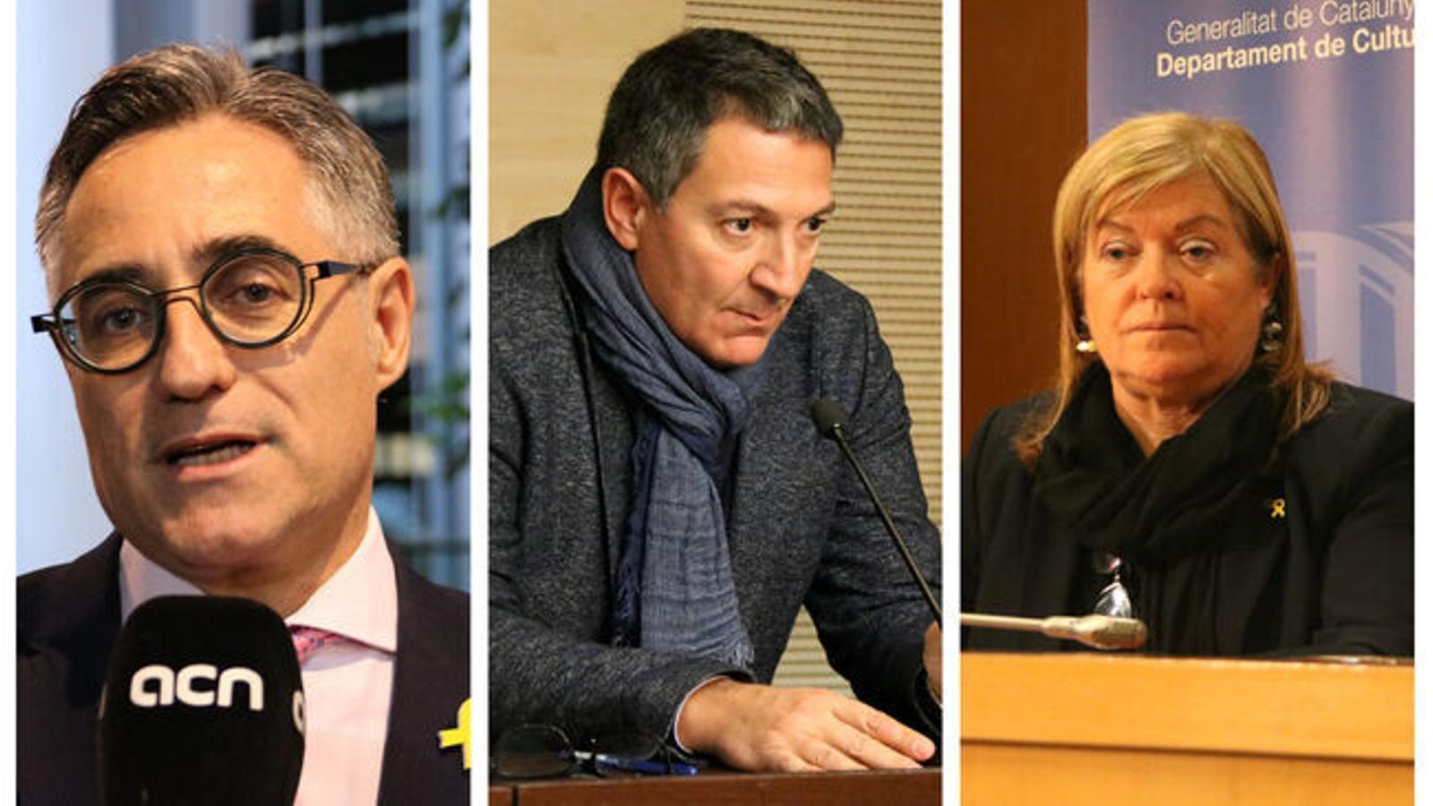 EN DIRECTE | Presa de possessió dels nous consellers del Govern