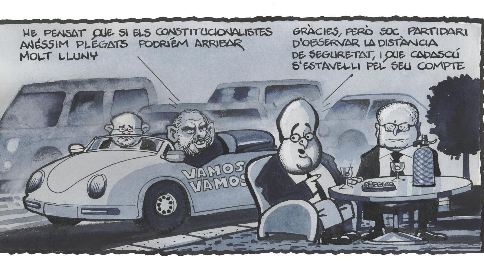 'A la contra', per Ferreres 13/10/2020