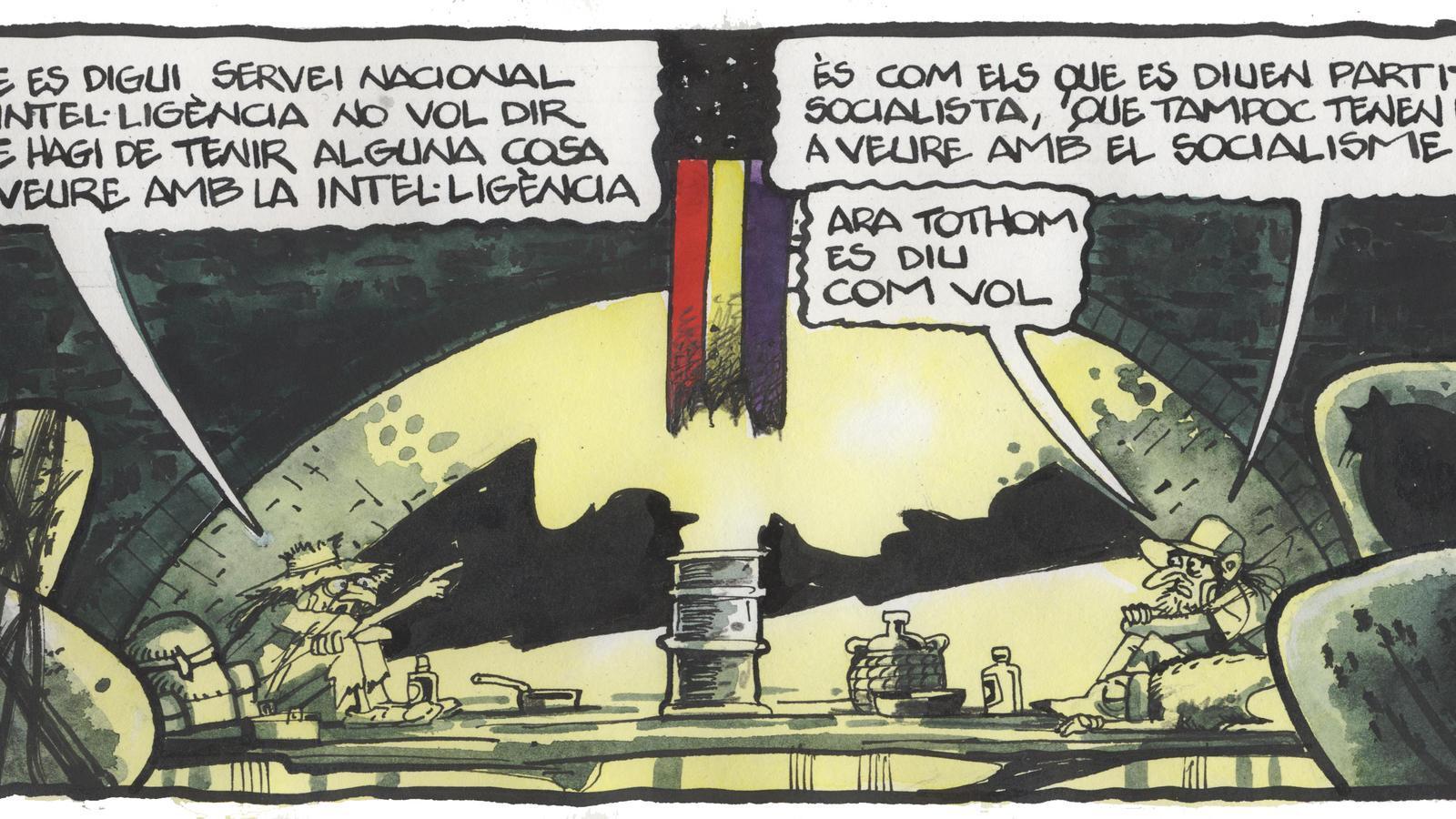 'A la contra', per Ferreres (19/07/2019)