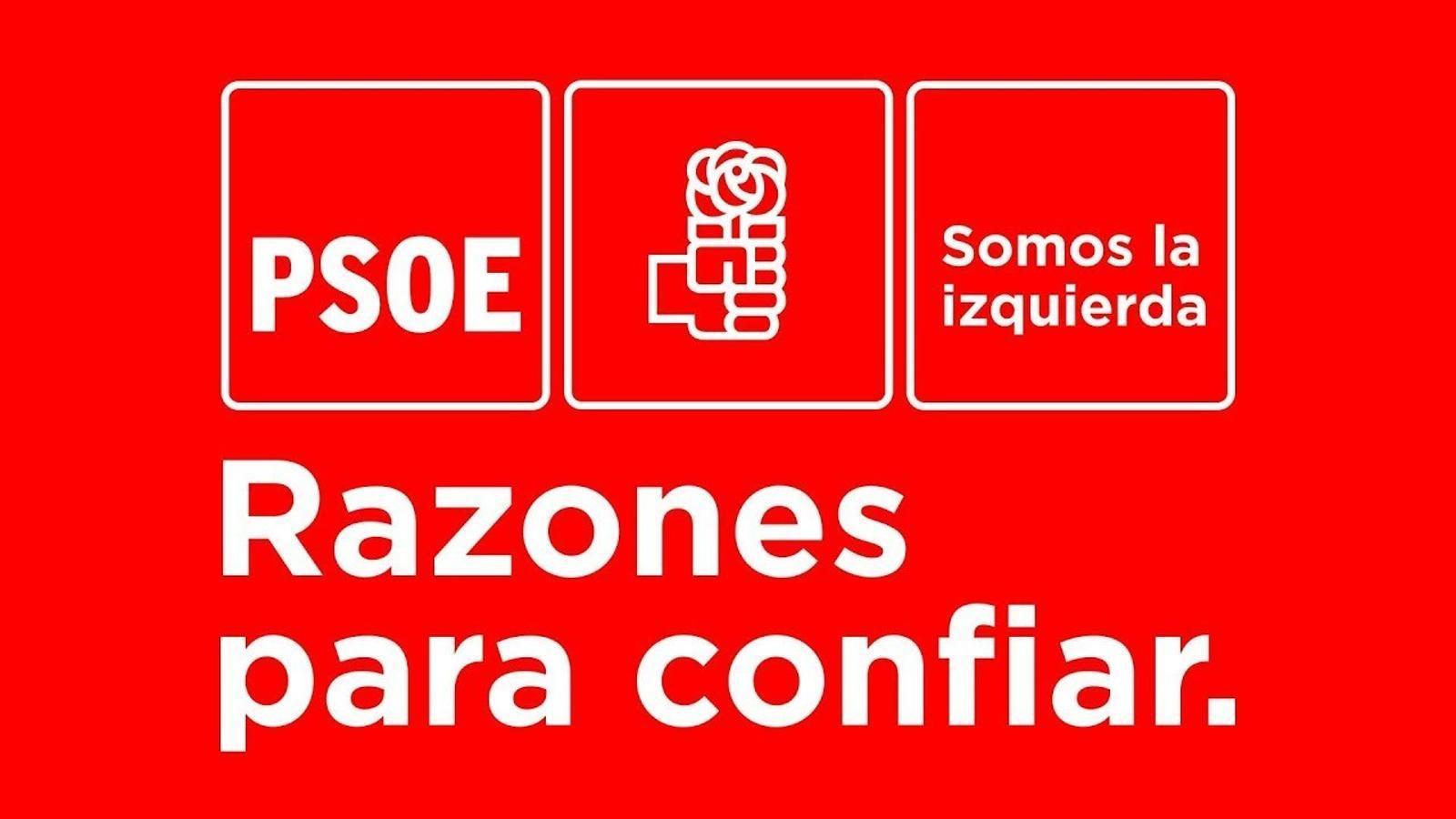 DIRECTE: Roda de premsa del PSOE per l'1-O