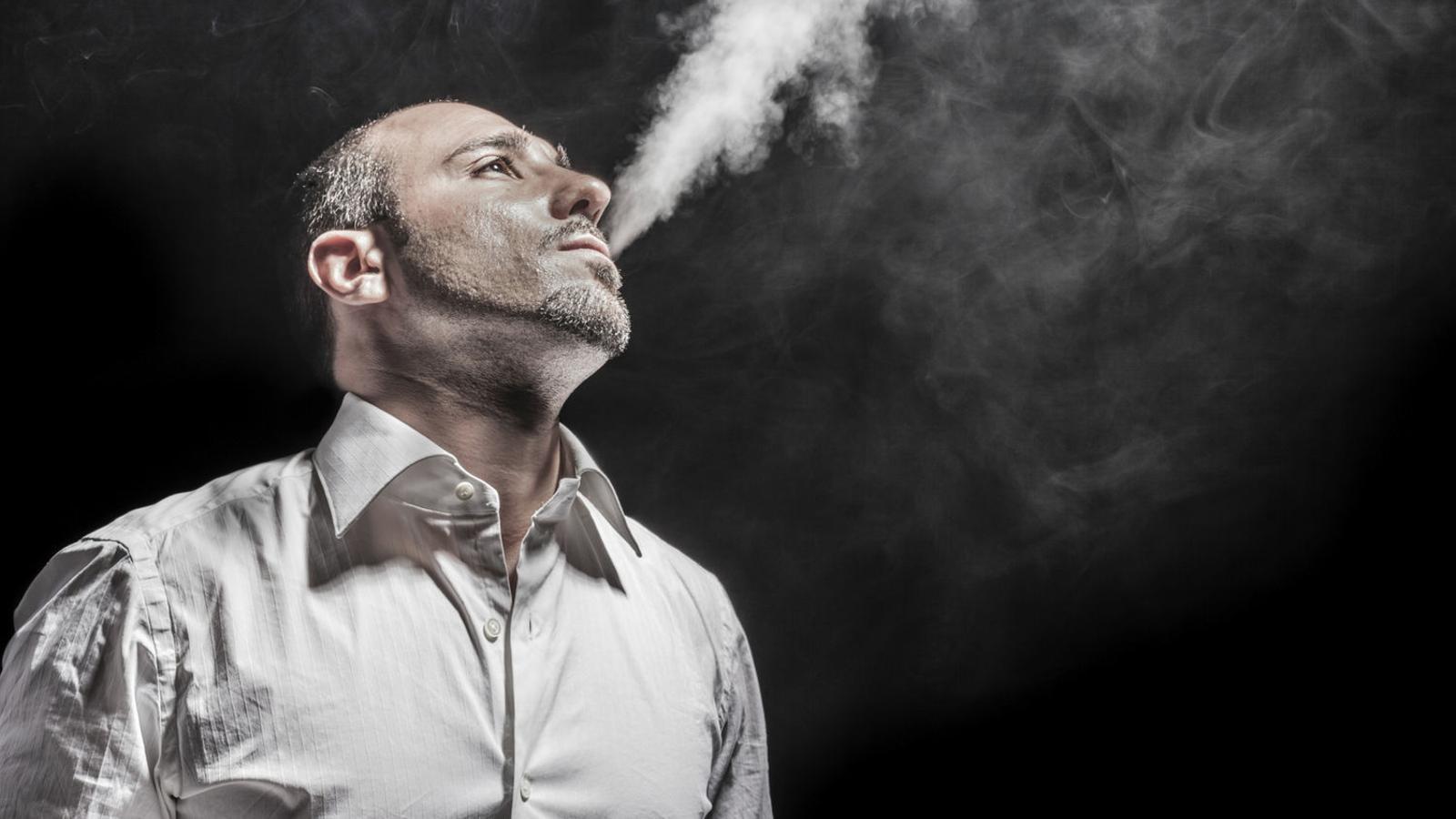 La gran part de les persones que van deixar de fumar ho van fer a partir del 2010 / Getty