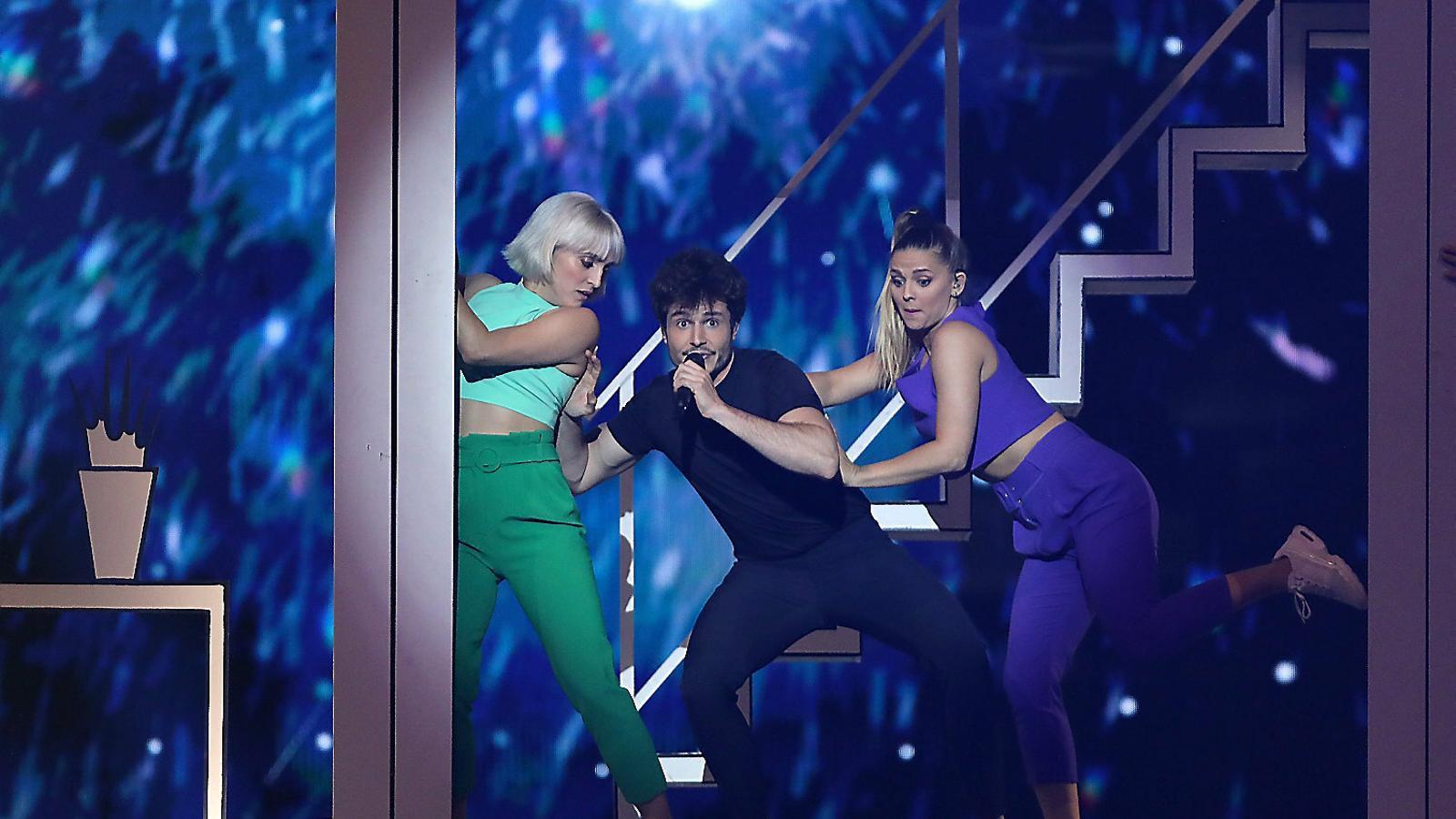A Eurovisió no funcionen ni els algoritmes