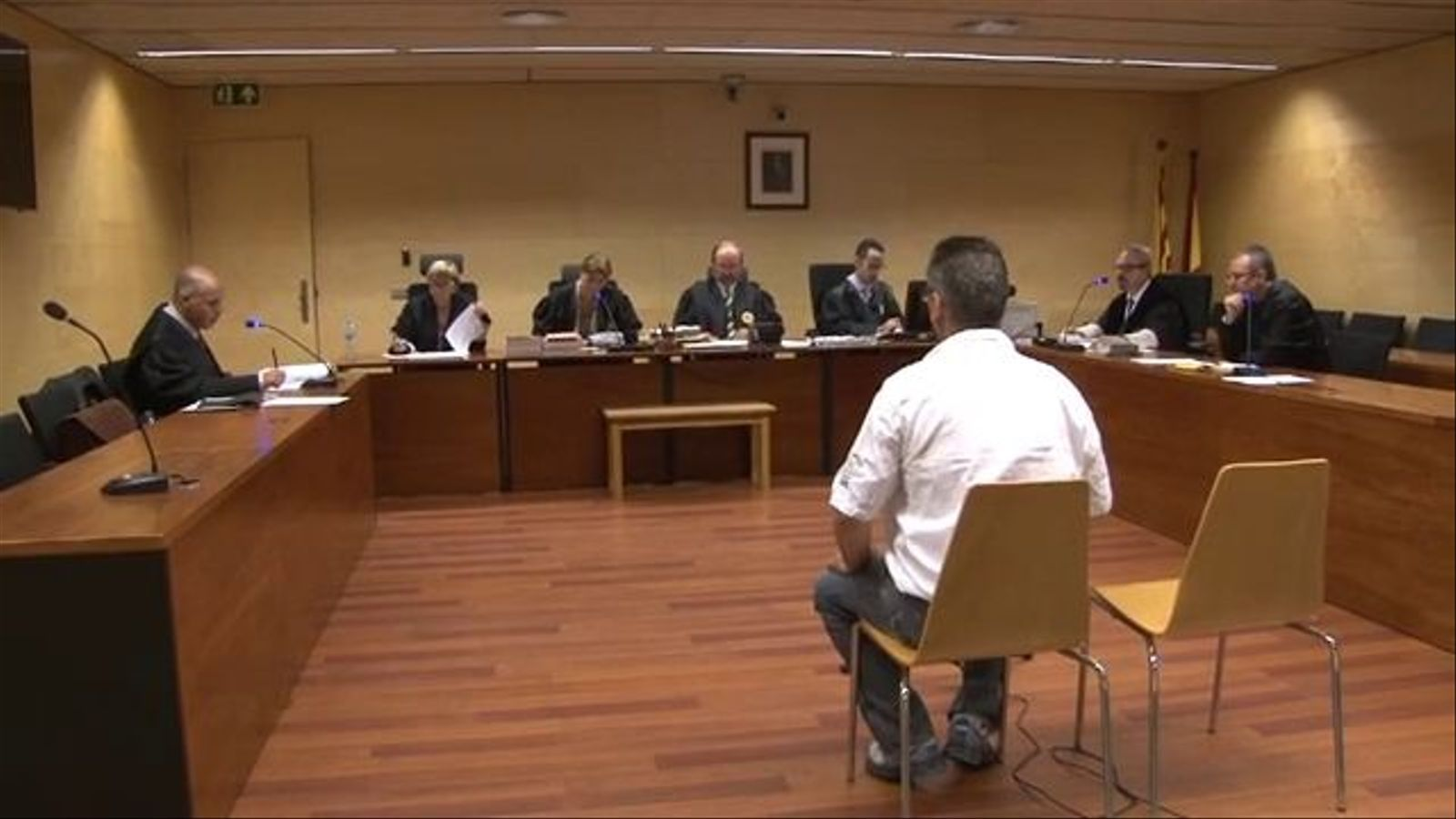 Judici contra el pare acusat de violar reiteradament la seva filla durant catorze anys