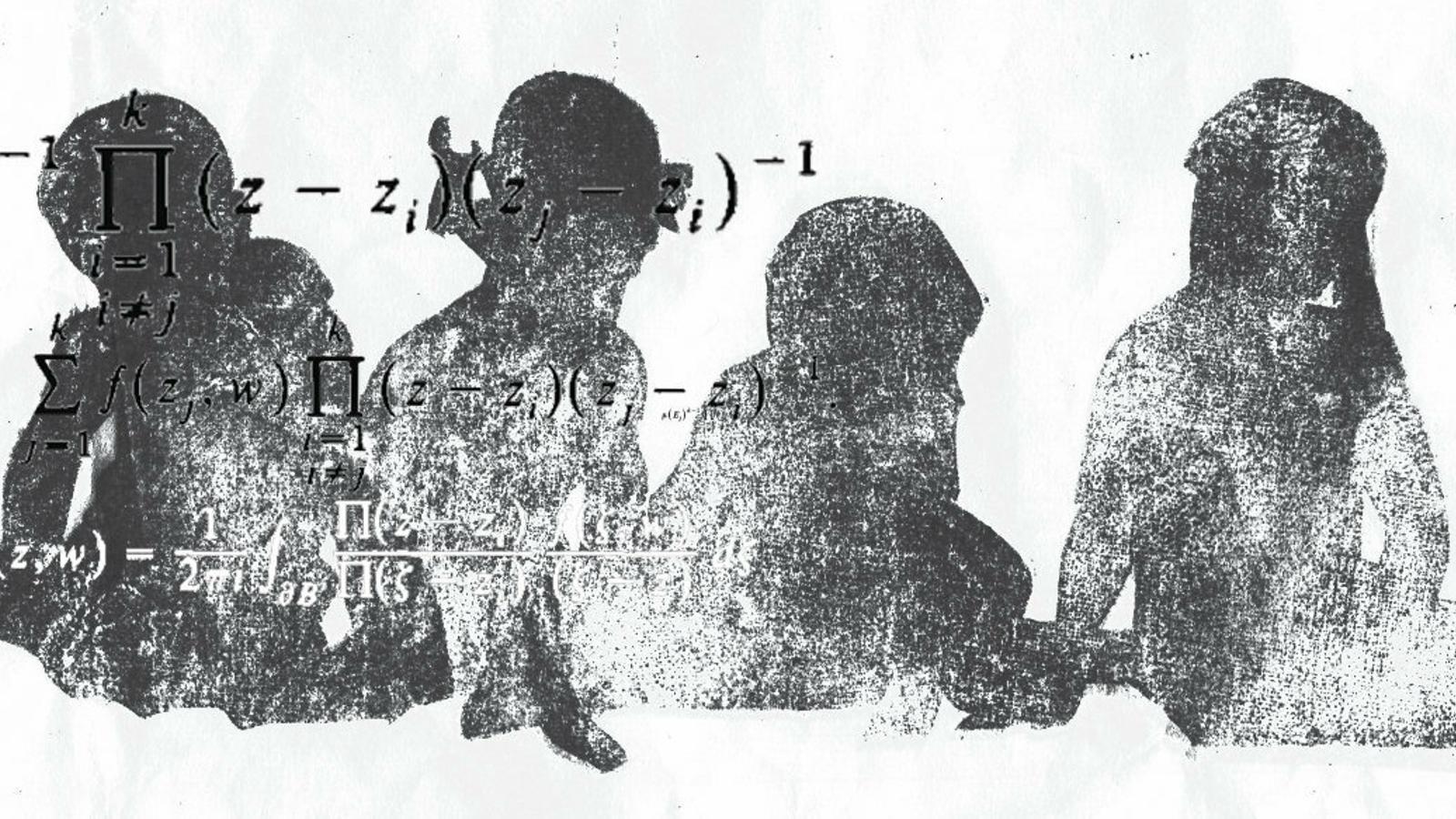 Matemàtiques   en femení