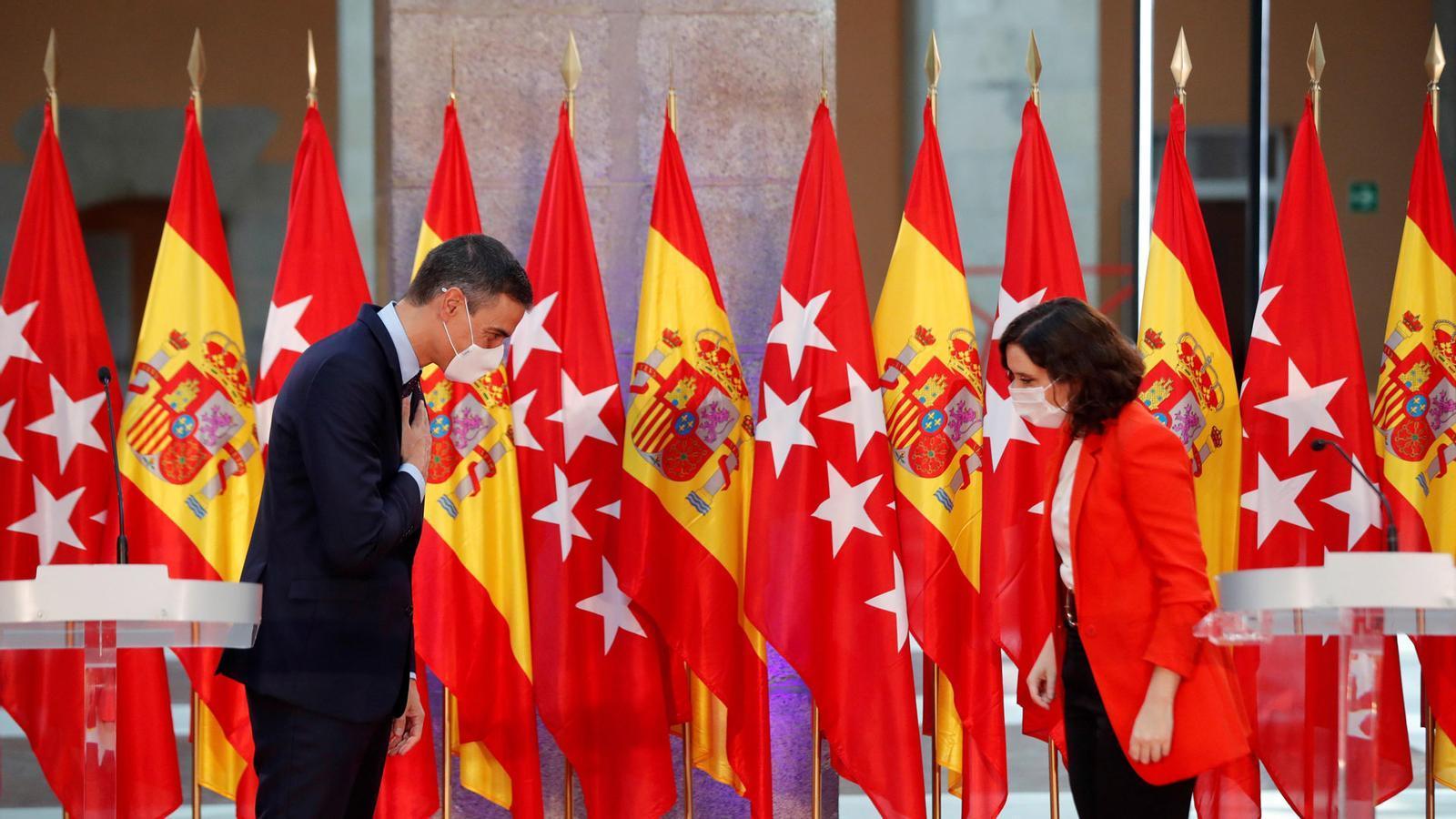 L'anàlisi d'Antoni Bassas: 'Madrid, banderes i fiscals'