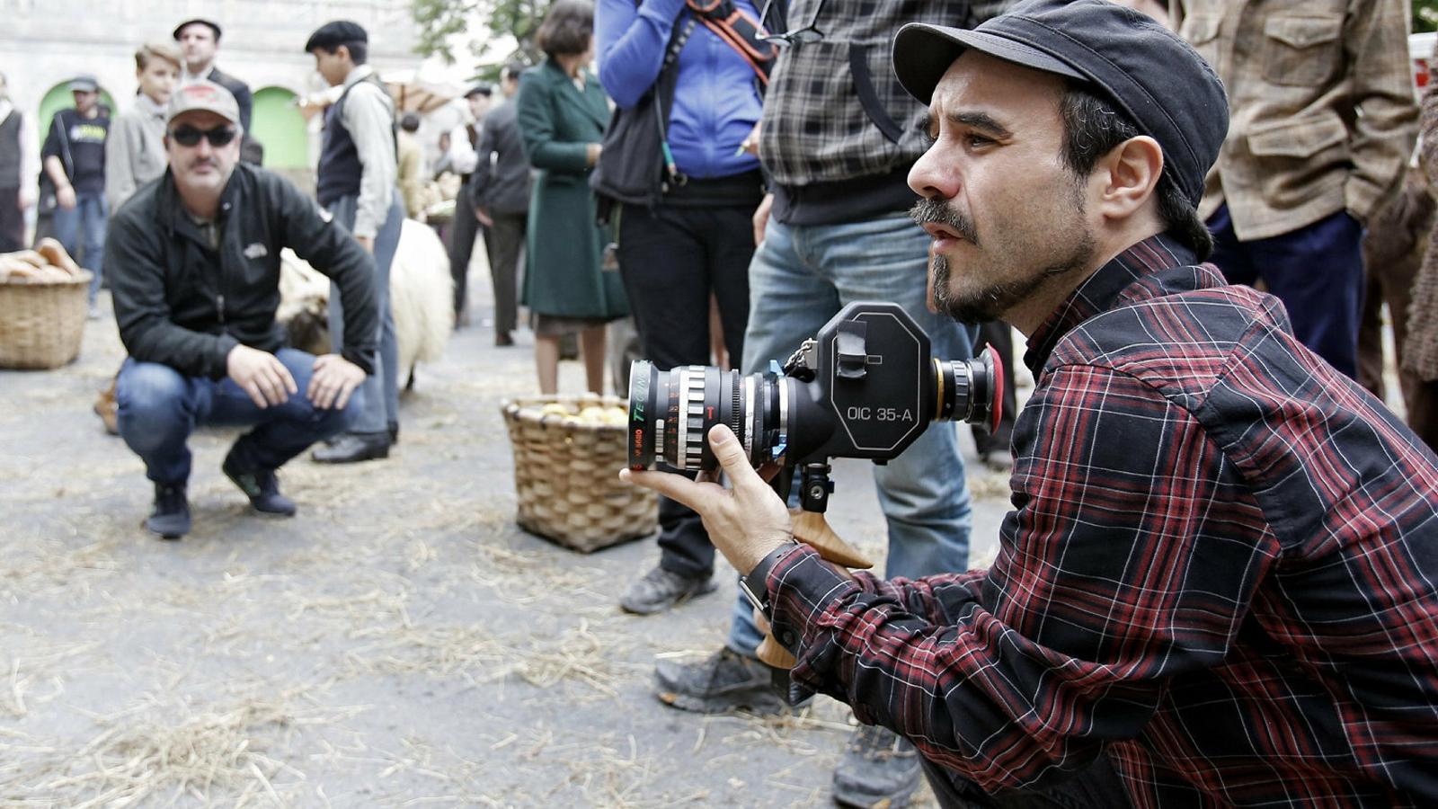 Koldo Serra dirigirà la primera sèrie d'Orange a Espanya