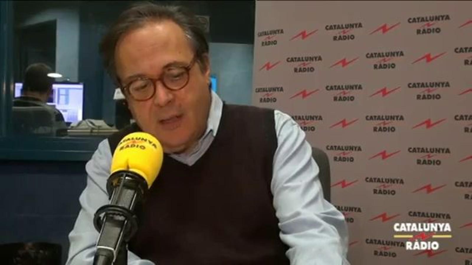 Joan Barril sobre la investigació dels crims del franquisme