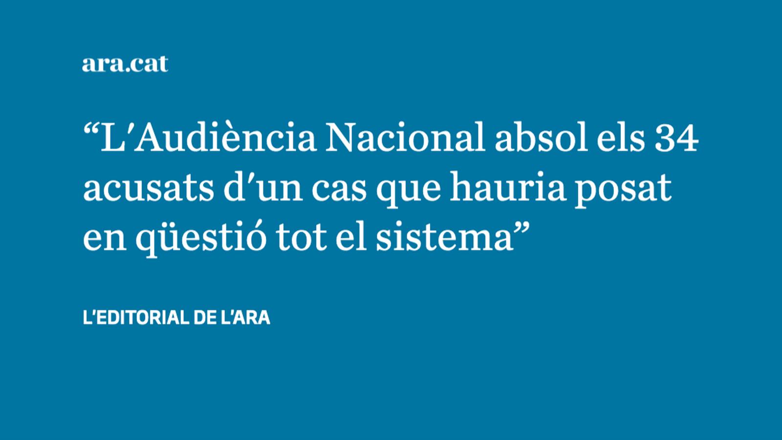 El desastre de la sortida a borsa de Bankia, sense culpables