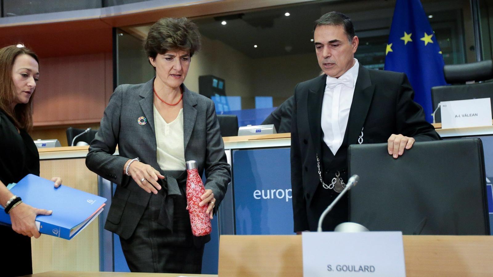 Revés a Macron: l'Eurocambra tomba la seva candidata a comissària