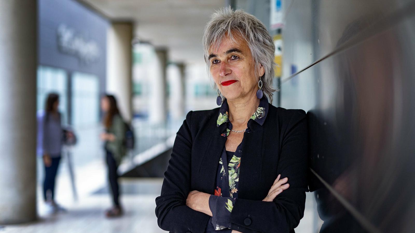 """Marion Koopmans: """"Veurem malalties com l'Ebola en qualsevol part del món"""""""