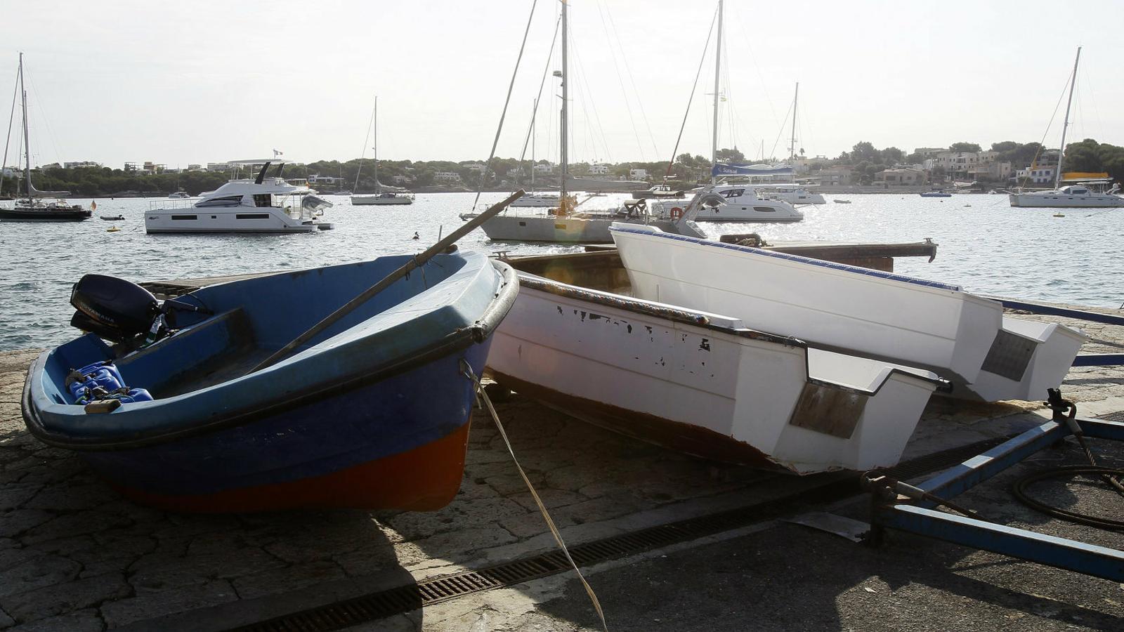 Fugida, captura i futur dels mariners de pastera