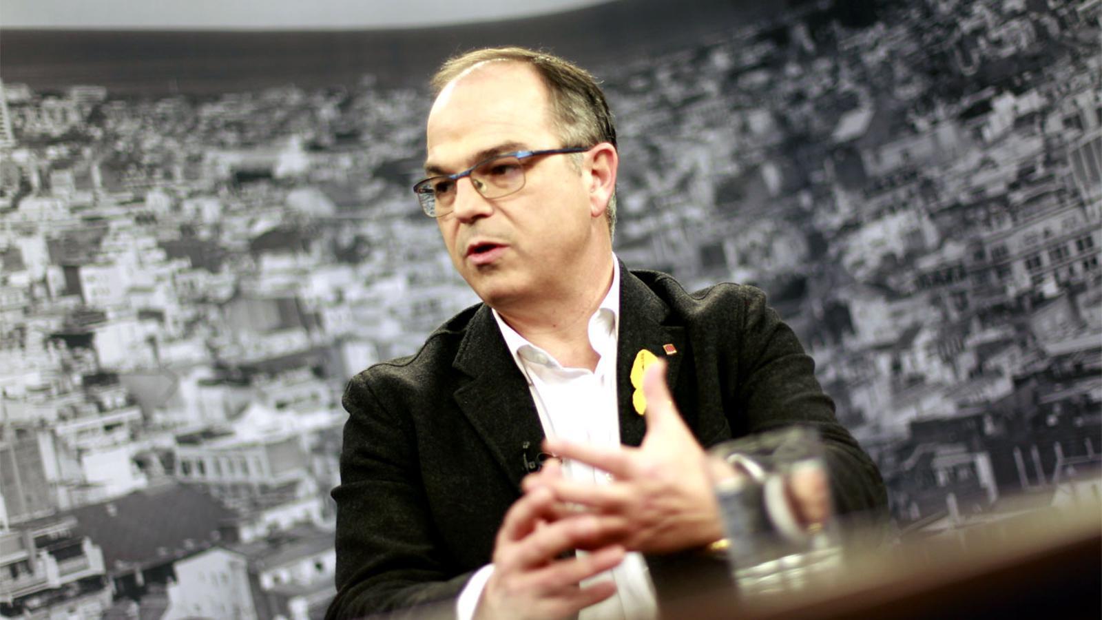 Entrevista de David Miró a Jordi Turull