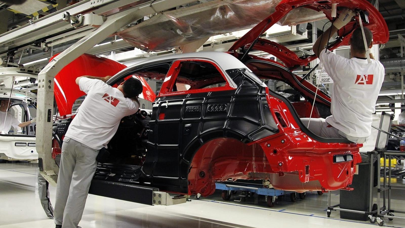 Seat fabricarà el nou Audi A1 a la planta de Martorell